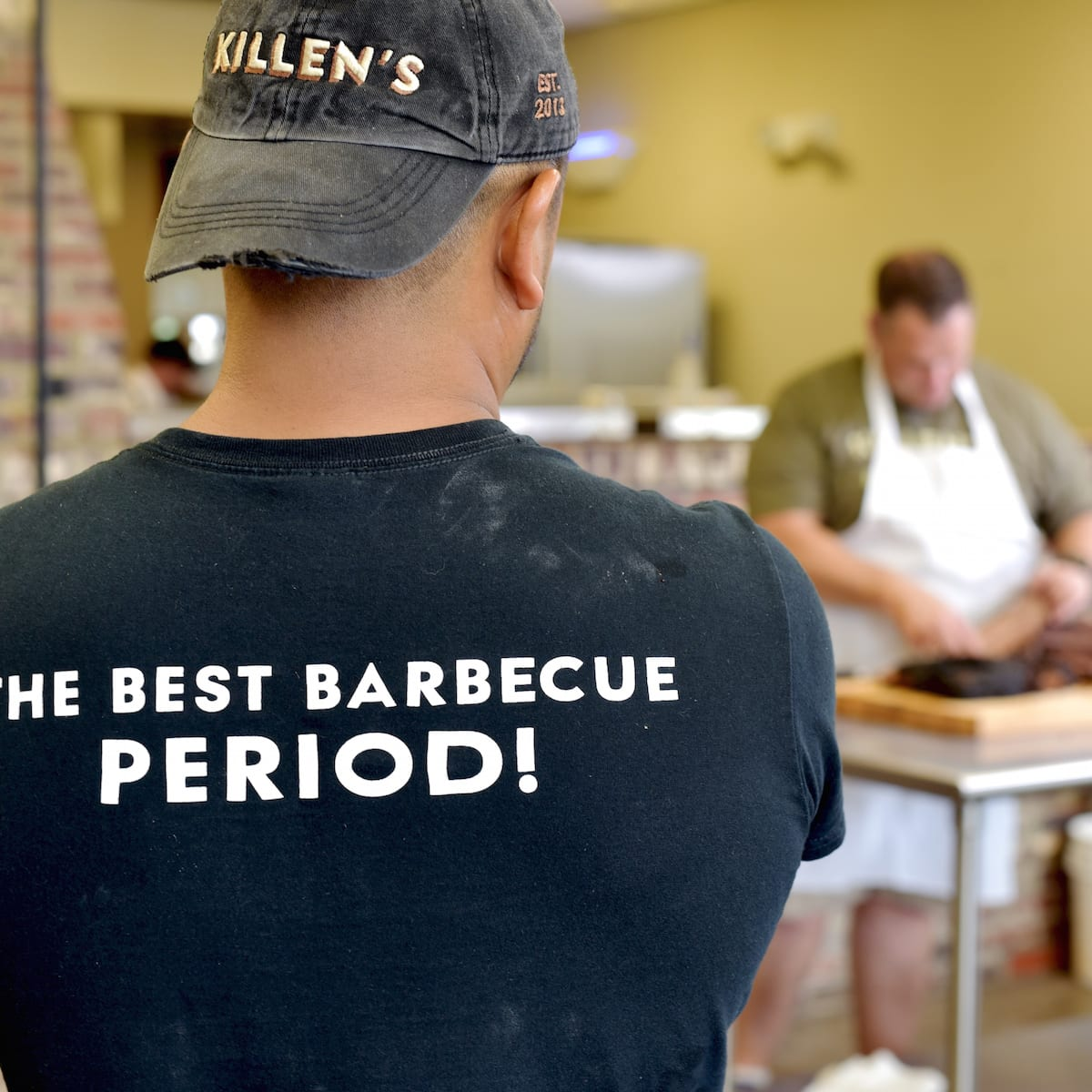 Killen's Barbecue Food Network