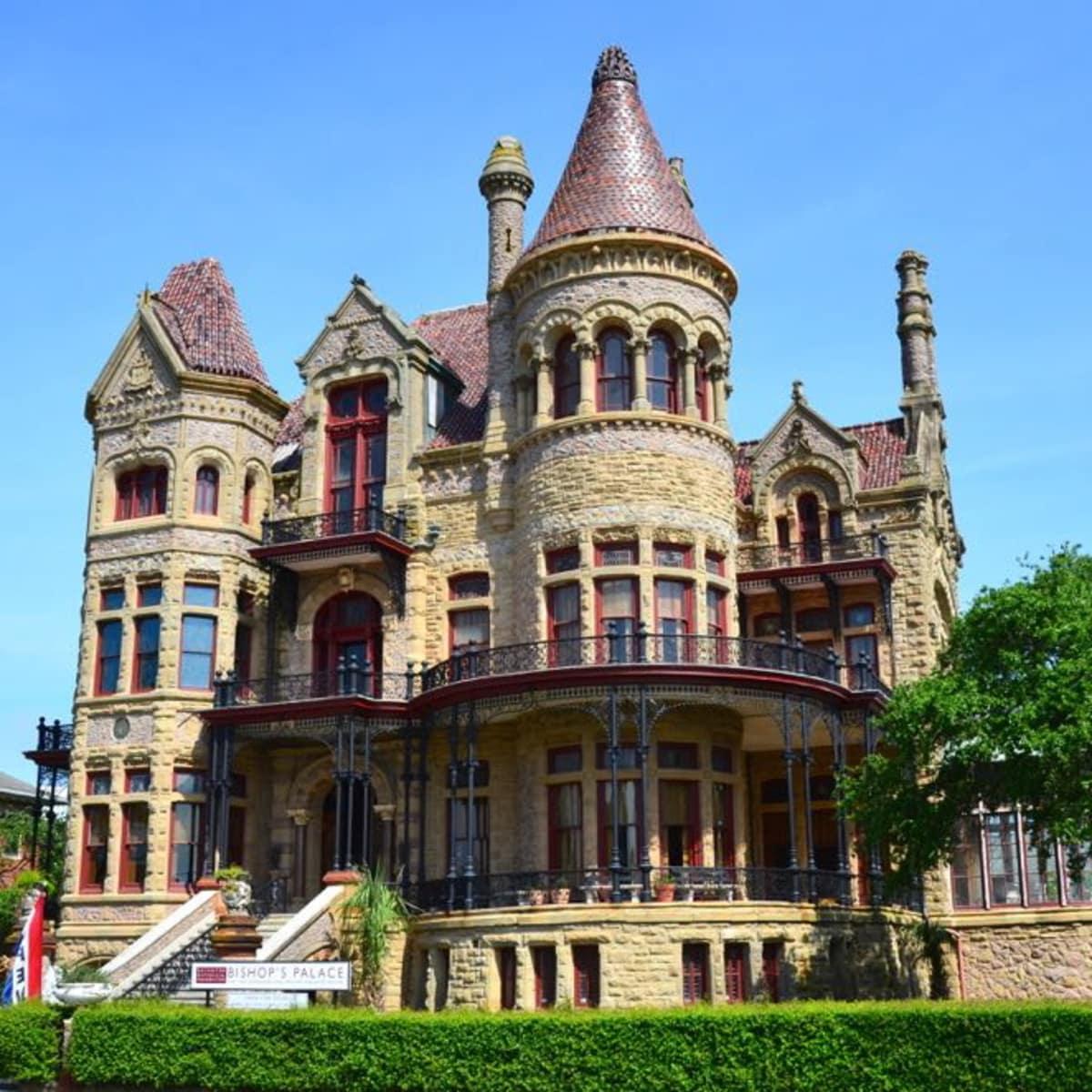 Galveston Bishop's Palace