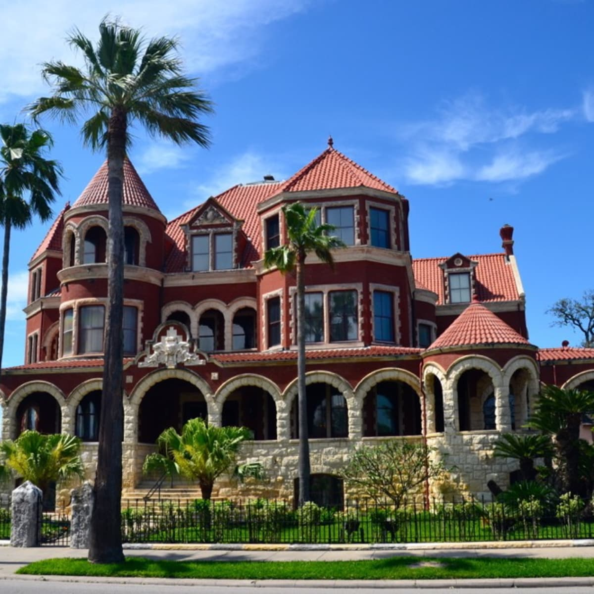 Galveston Moody Mansion