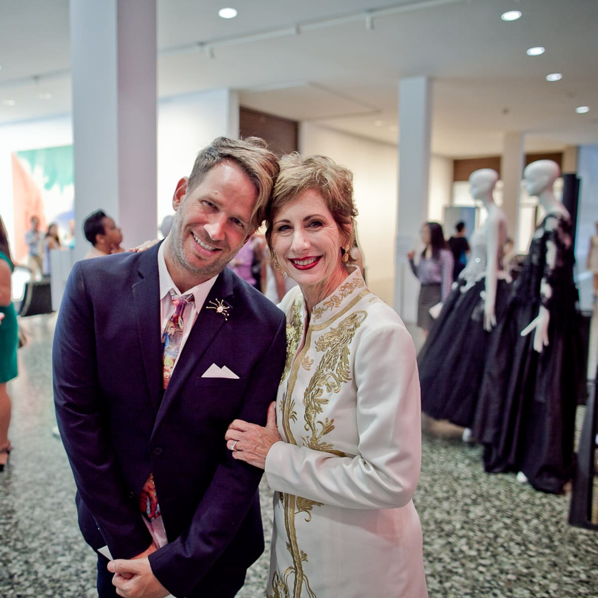 Houston, Fashion Fusion, June 2015, Jeff Shell, Linda Kuykendall