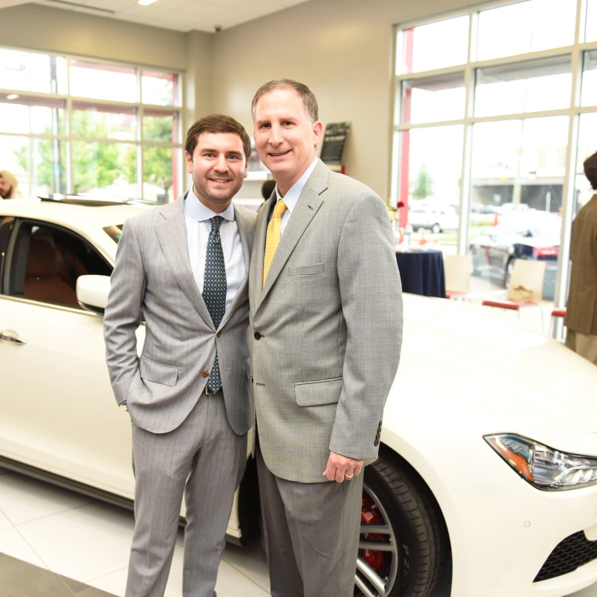 News, Shelby, Helfman Maserati opening, June 2015, Jason Feldman, Steven Wolf