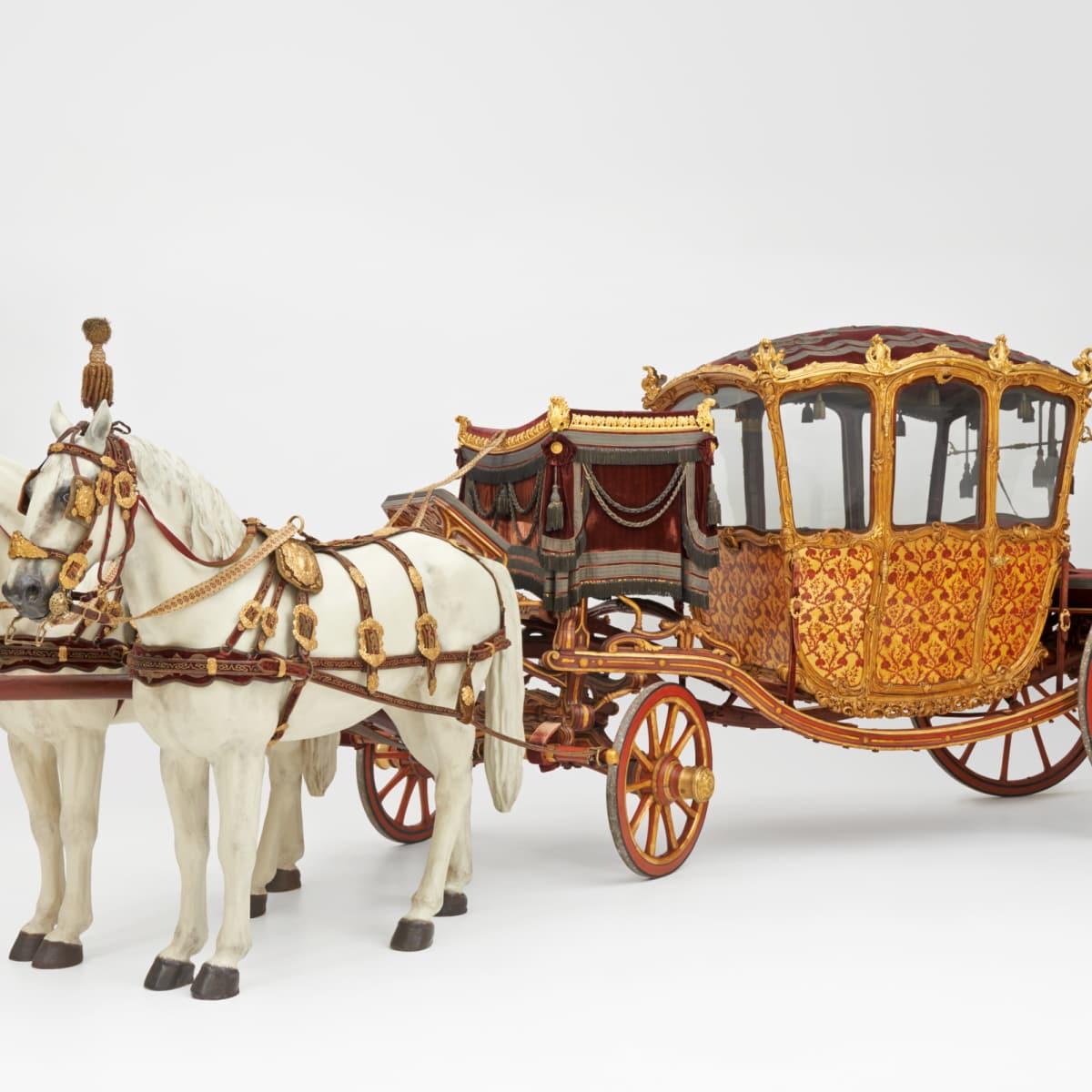 Habsburg Splendor Gala Carriage