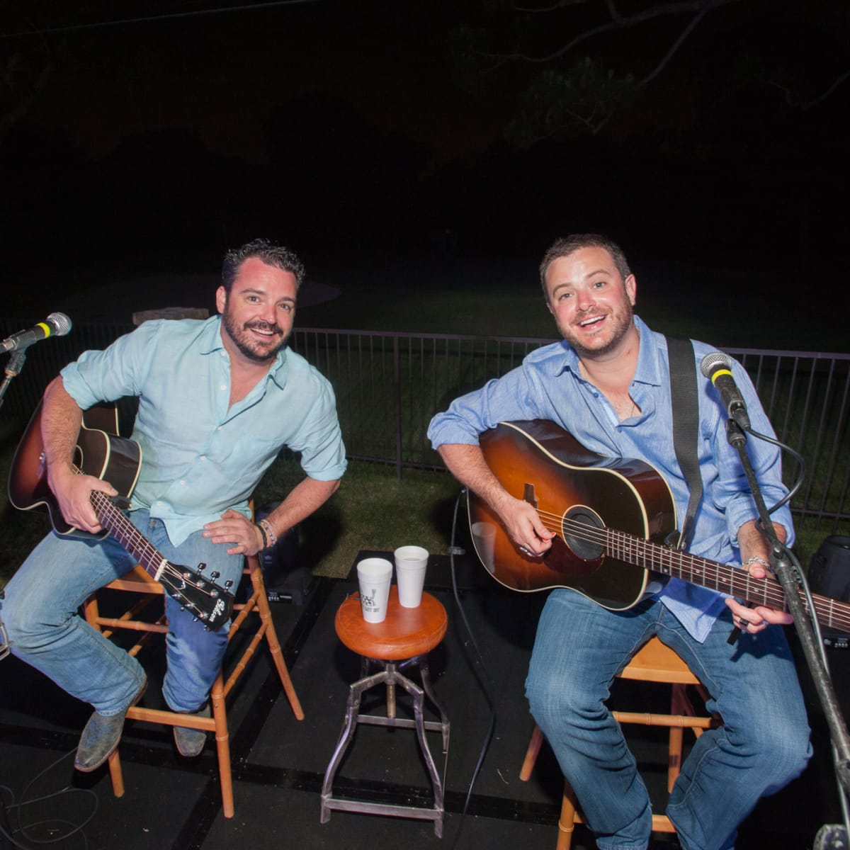 News, Shelby, Kissed by an Angel, June 2015, Willy Braun and Wade Bowen