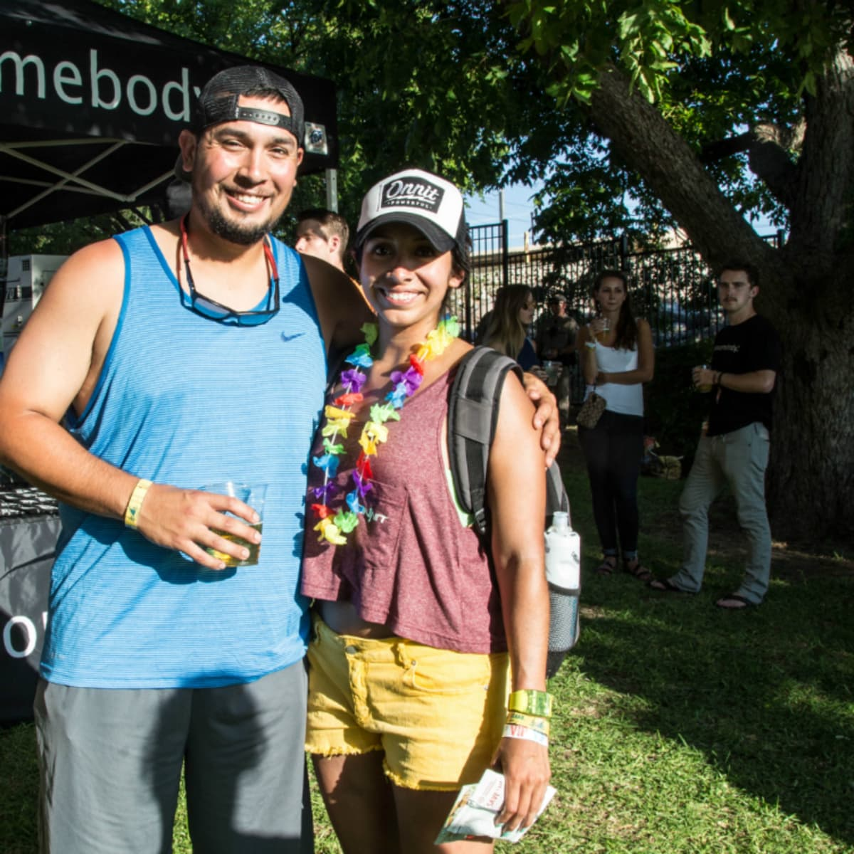 Tyler's Dam That Cancer_Flatwater Foundation_Happy Hour_Jacy Benites_Dexter Moreno_2015