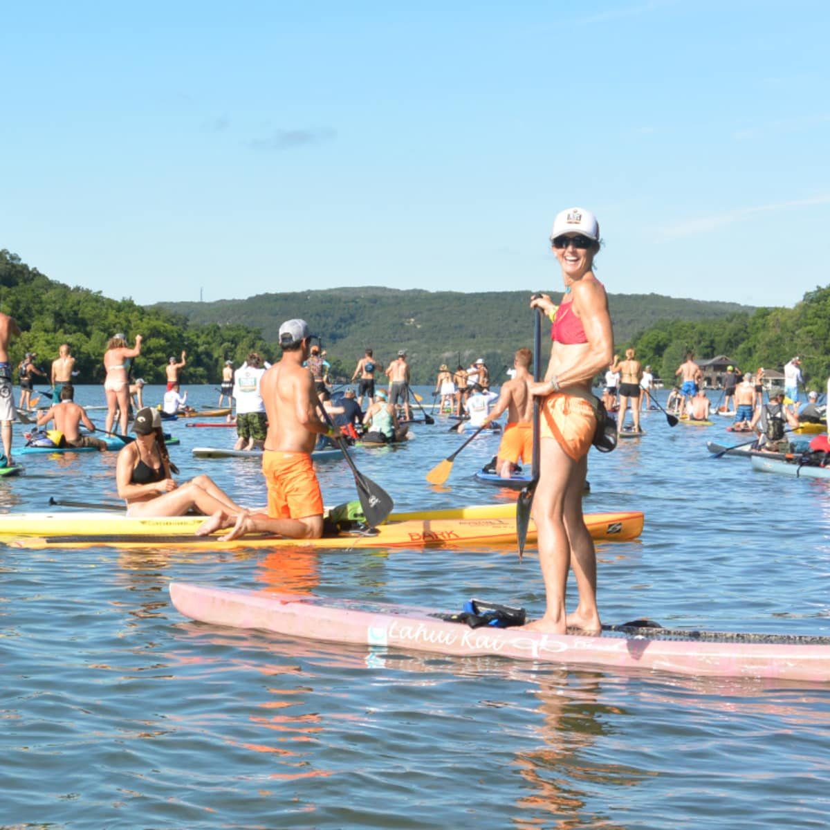 Tyler's Dam That Cancer_Flatwater Foundation_stand up paddle boarding_Lake Austin_Cindy Present_2015
