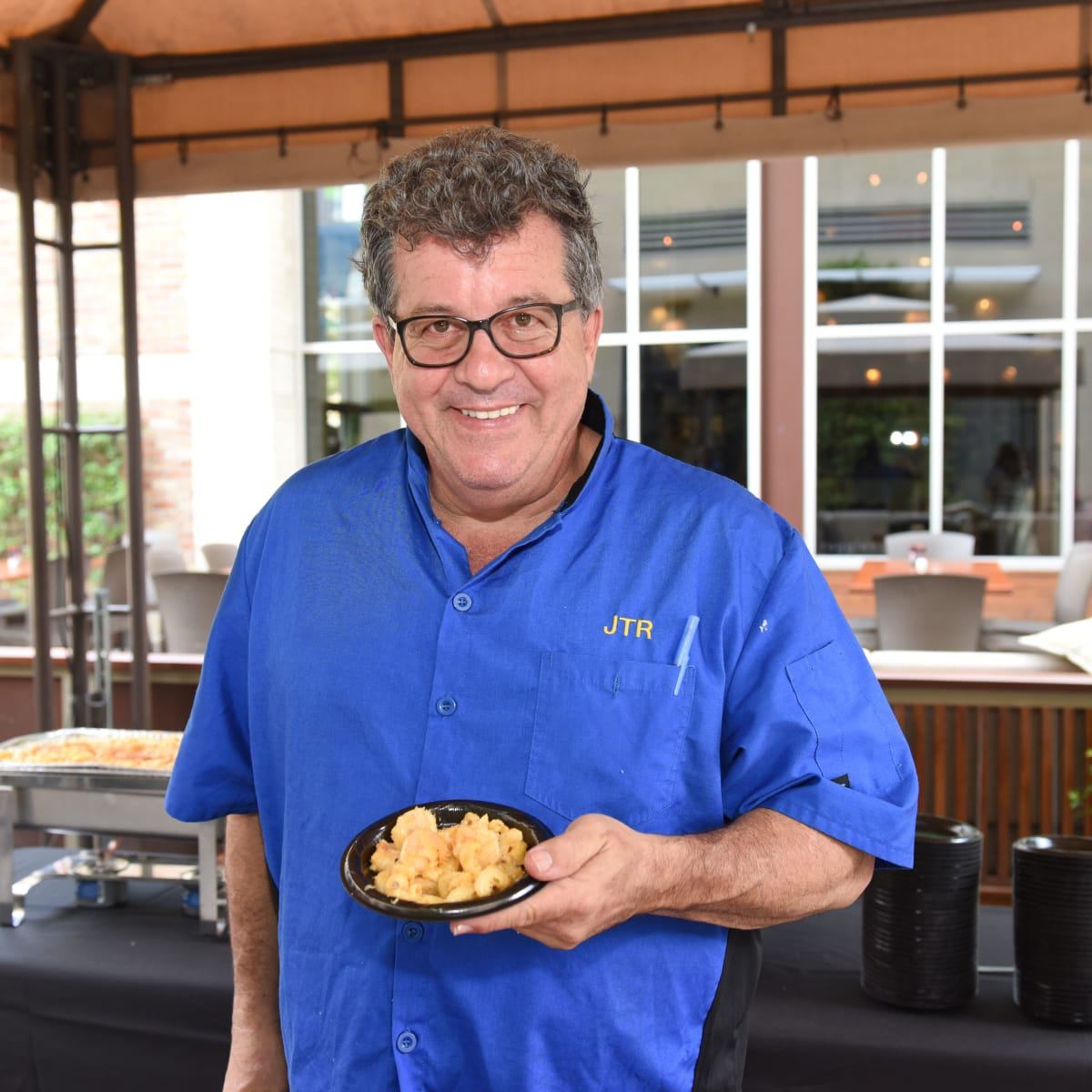 News, Shelby, Curry Crawl, June 2015, Chef Jonathan Levine