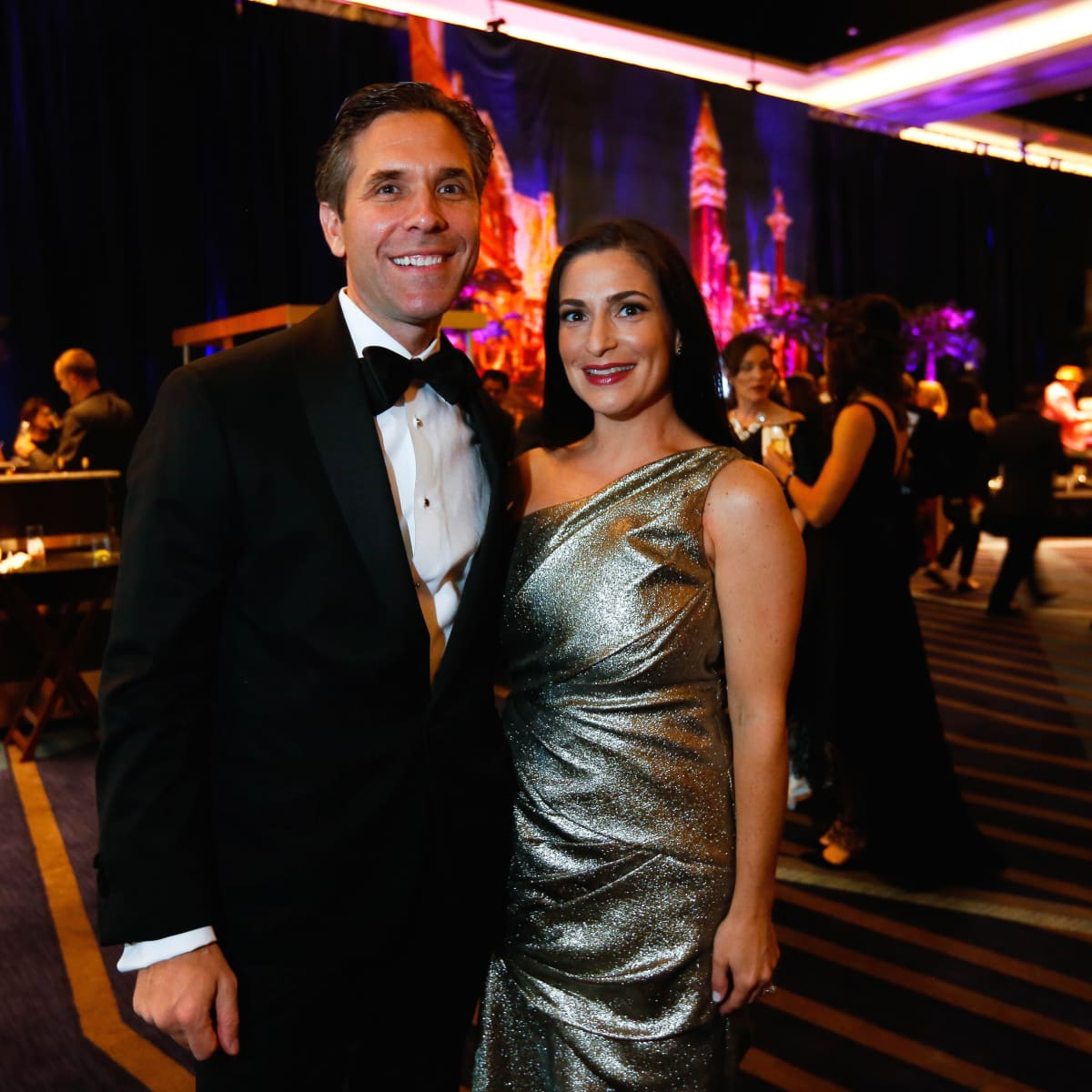 Houston, Houston Symphony Ball, May 2017, Brian Thomas, Candace Thomas