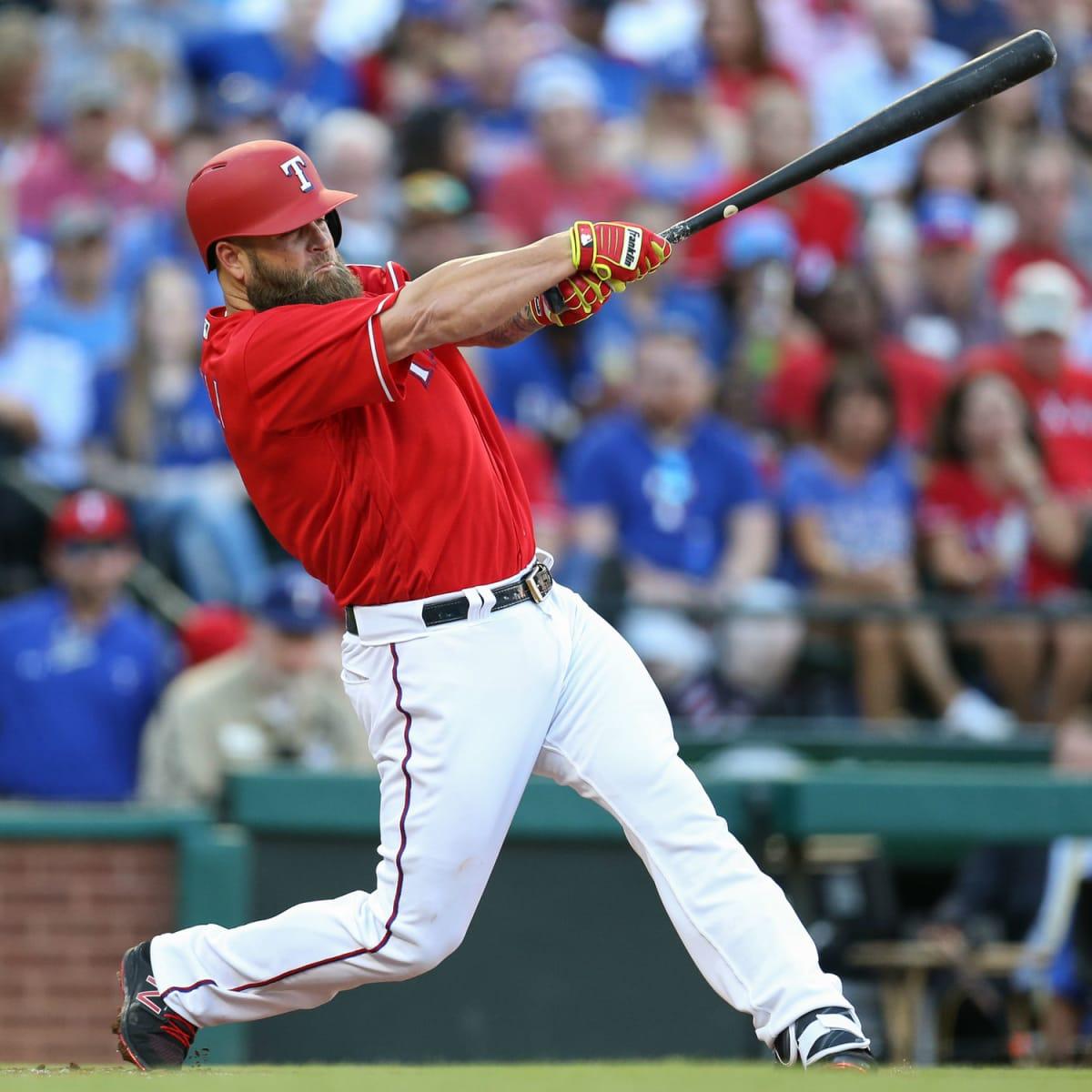 Mike Napoli of Texas Rangers