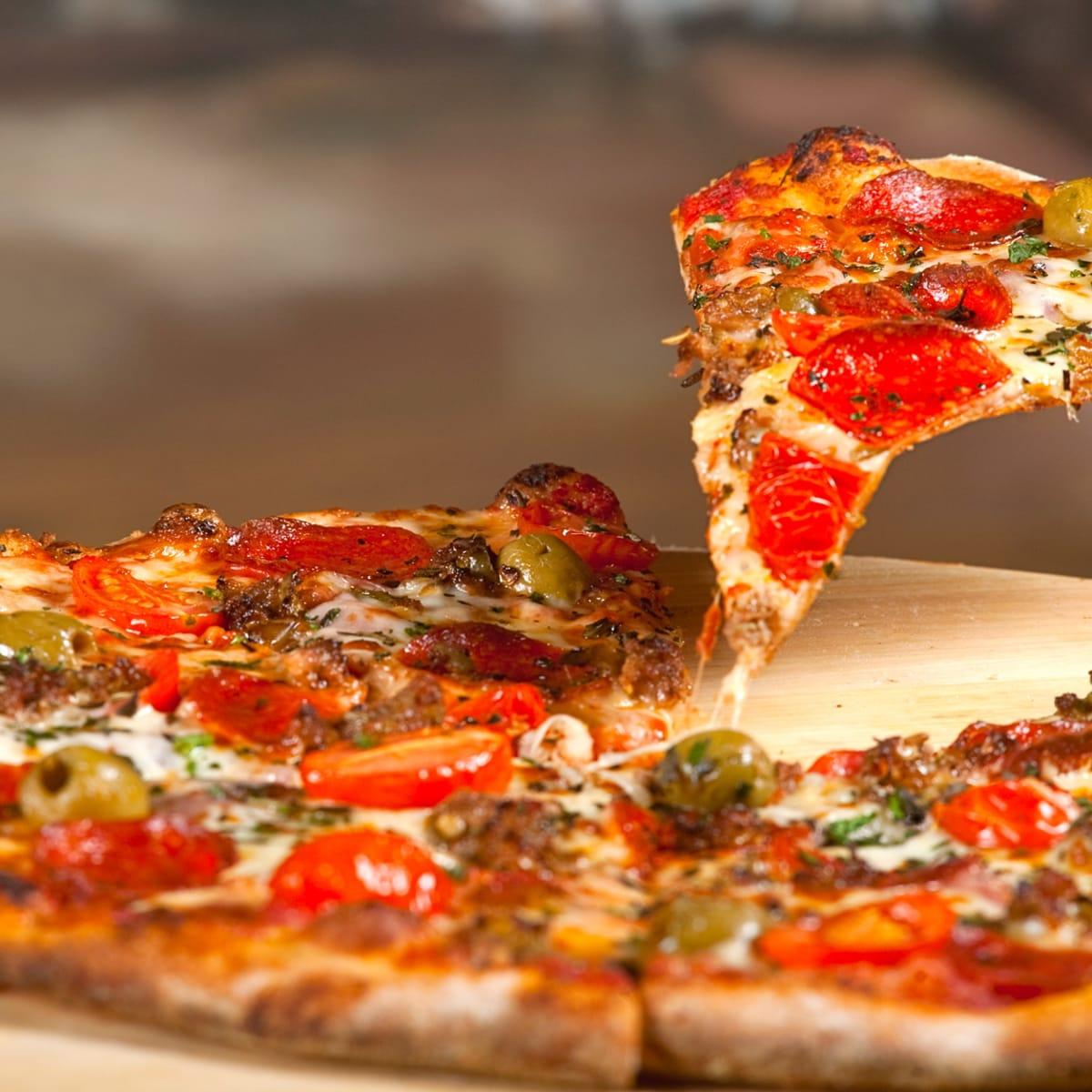 Houston, Crisp Woodlands, pizza, June 2015