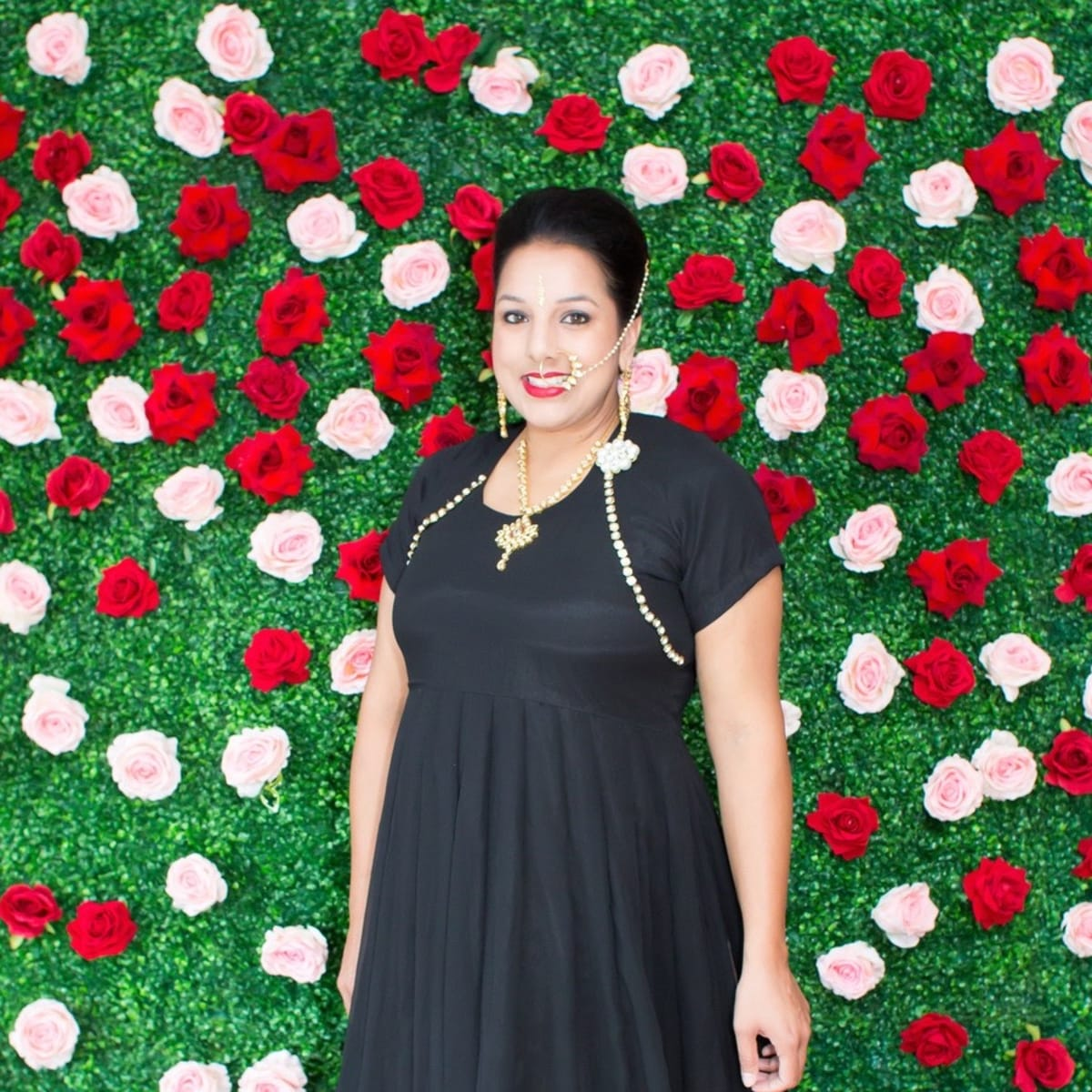 Sharan Gahunia at International Mothers Day Soiree