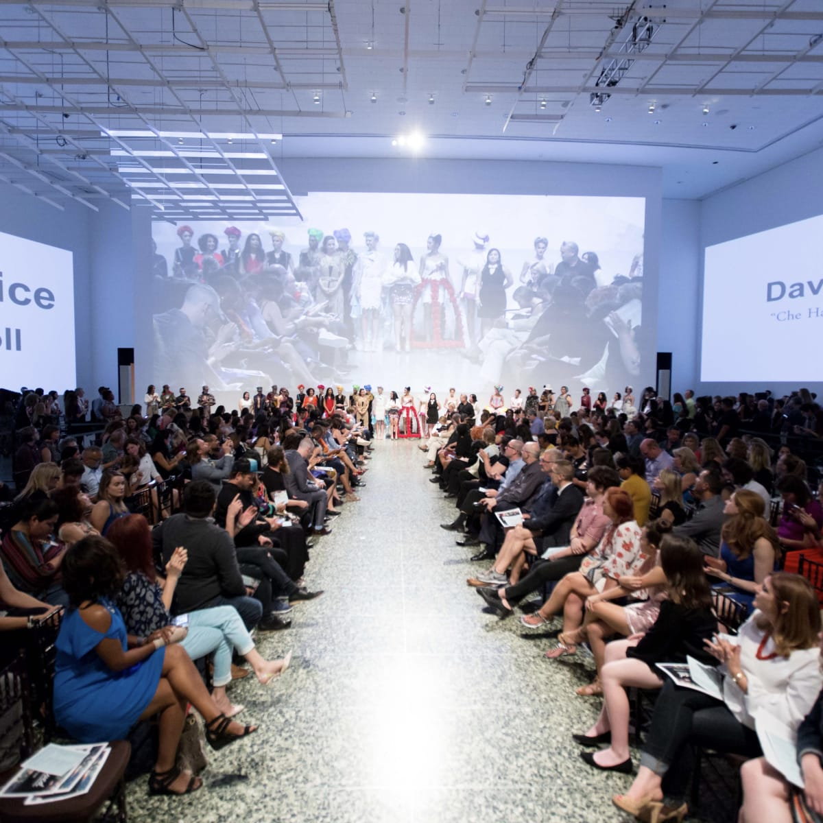 Houston, MFAH Fashion Fusion 2017, May 2017, Runway