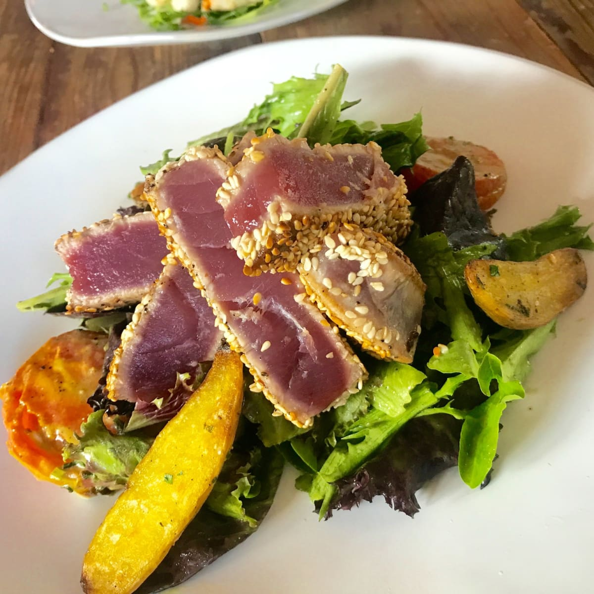 Field and Tides tuna salad