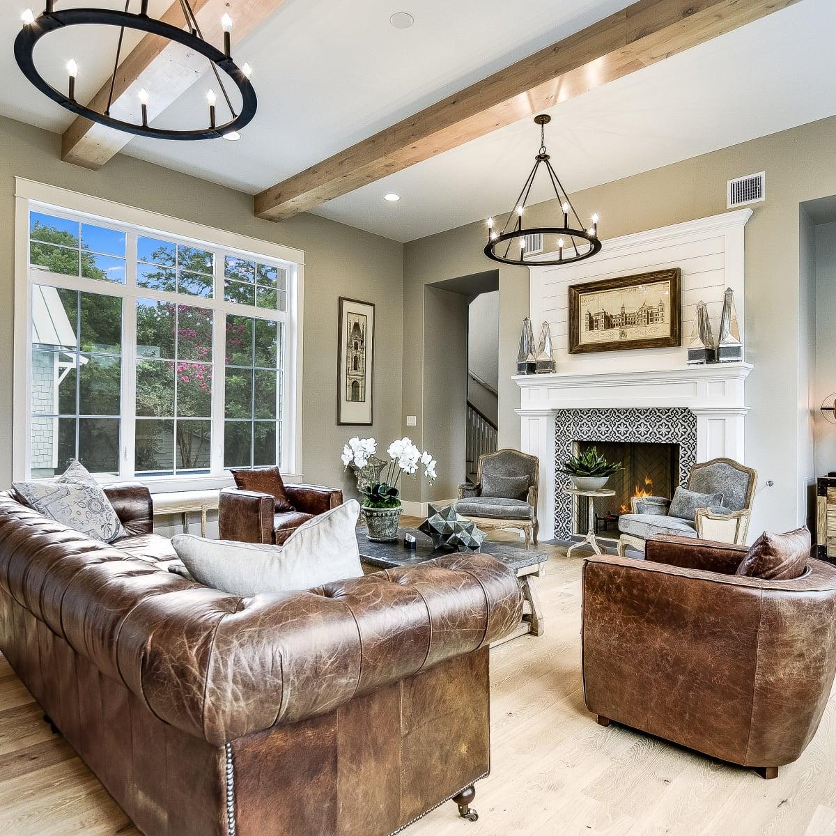 1016 Garraty, San Antonio, house, for sale living room