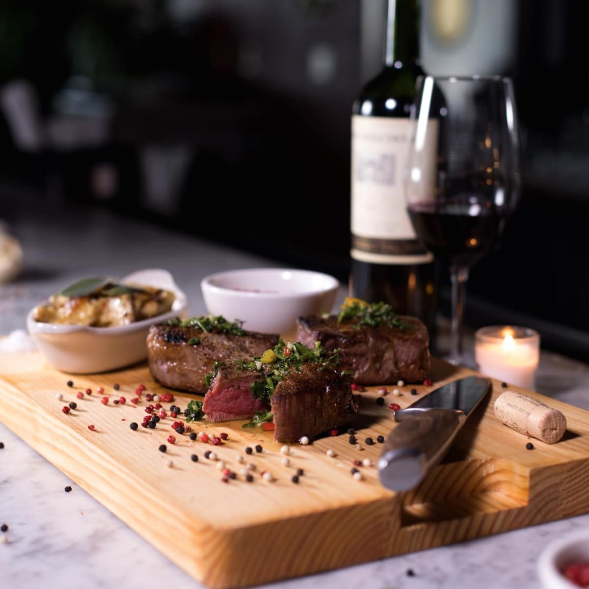 Avendia Brazil Tradicao steak and wine