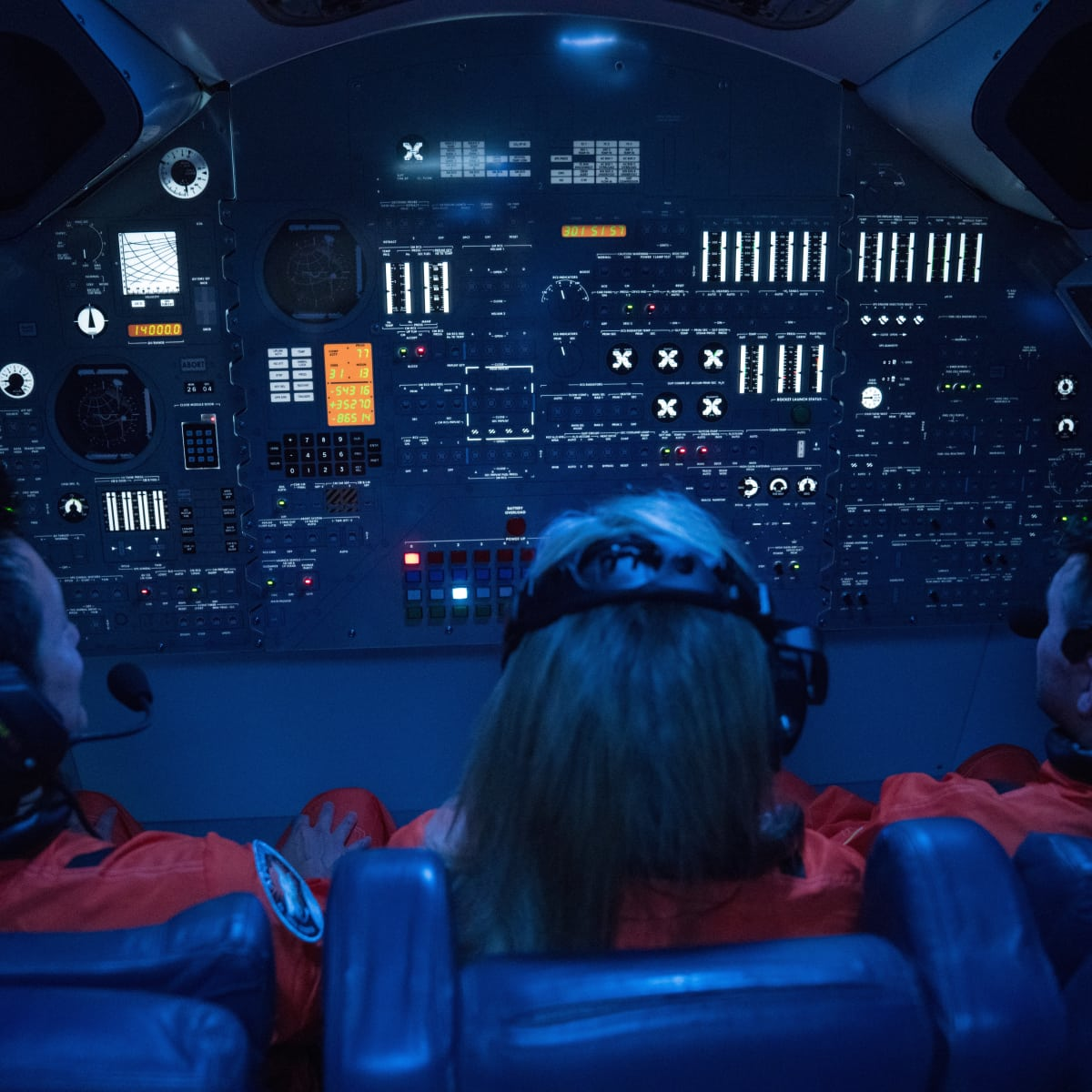 Houston, Escape Hunt Apollo 13 astronauts, July 2017