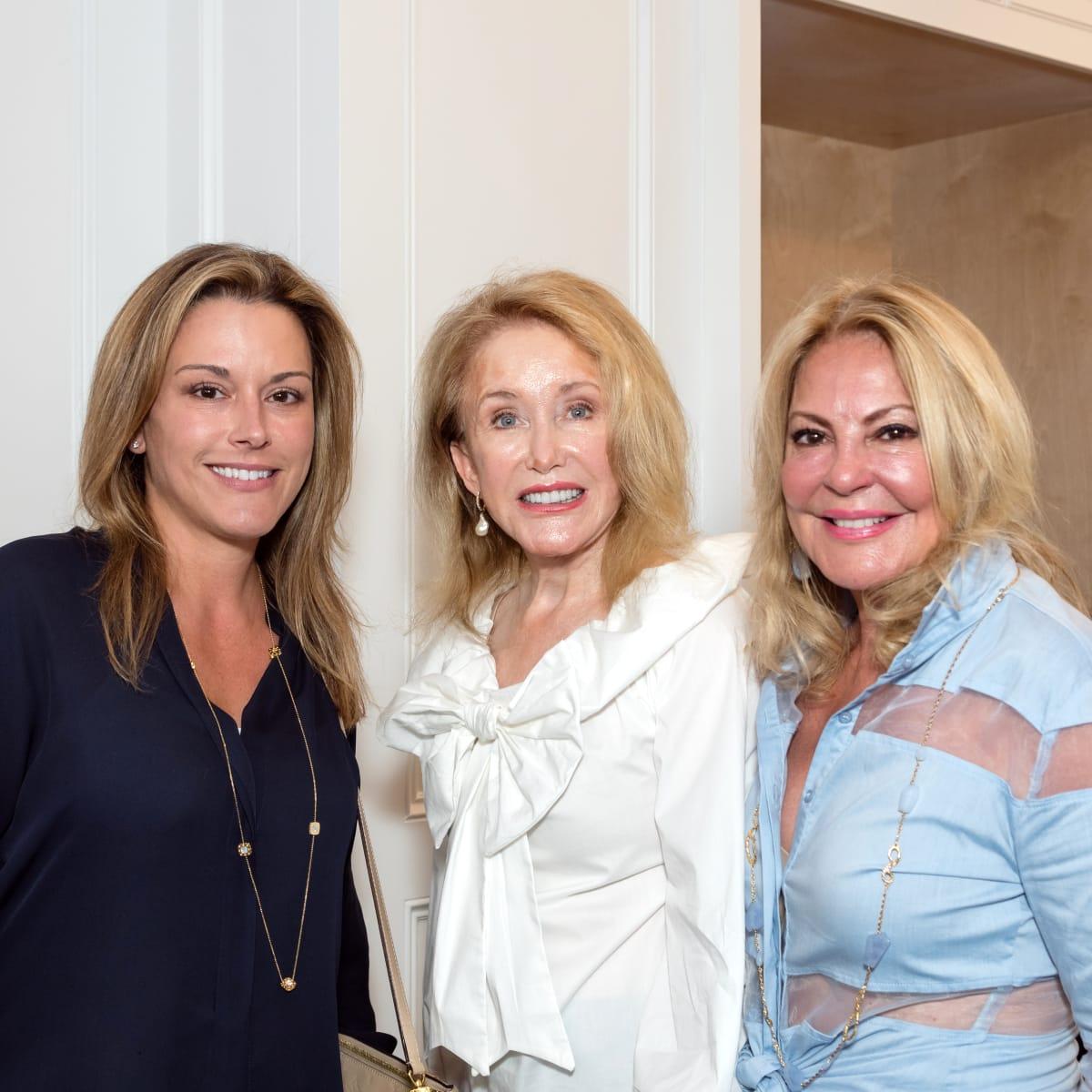 Houston, Carnegie Homes event, July 2017, Sandra Watson, Sandra Chunn, Brenda Fant