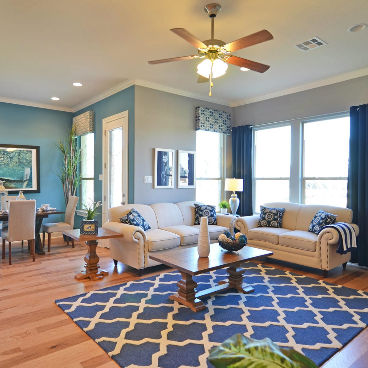 Larkspur homes