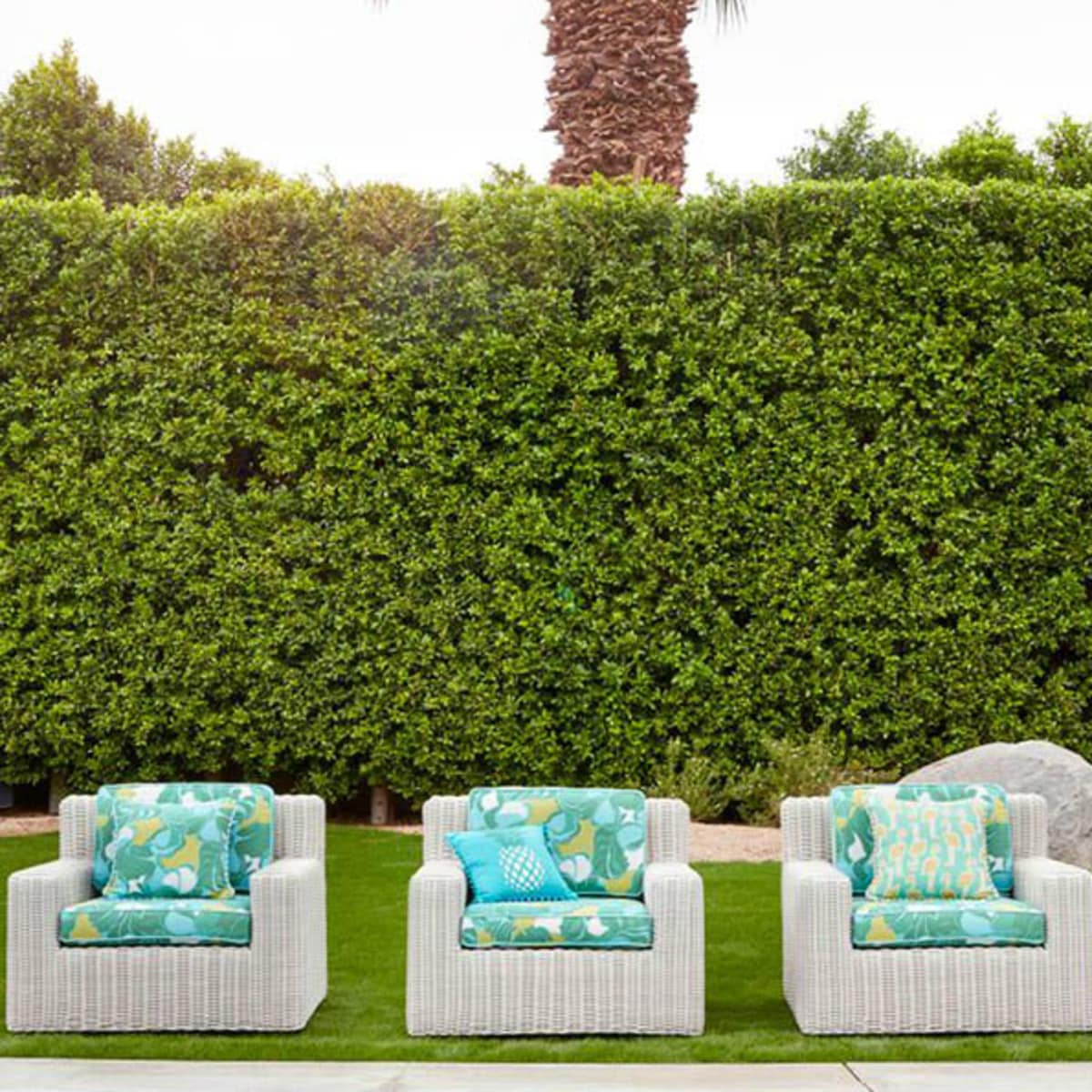 Frontgate outdoor patio chairs