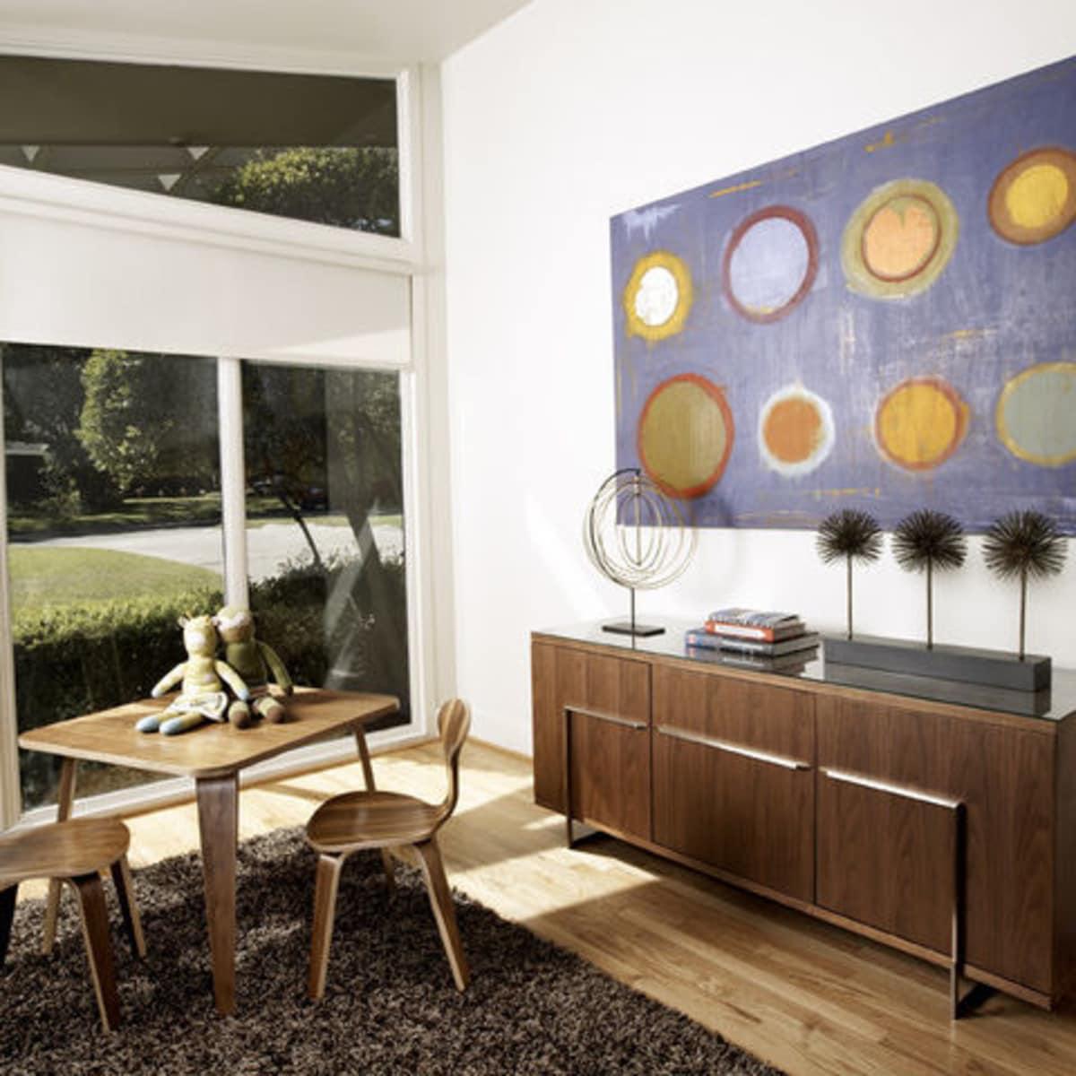Houzz Dallas midcentury modern house