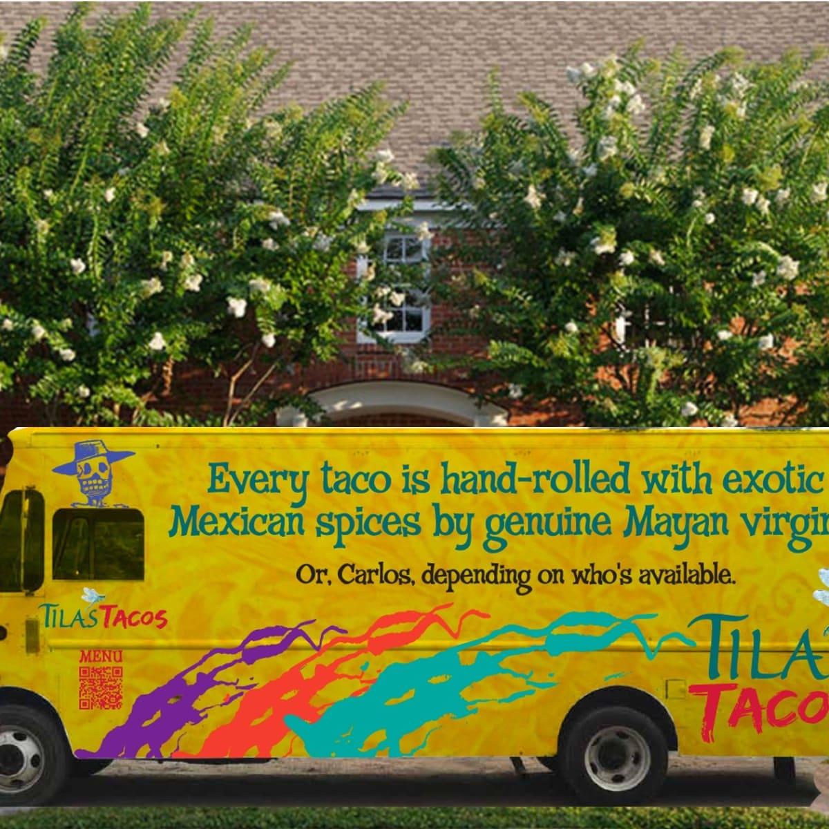 Tila's taco truck