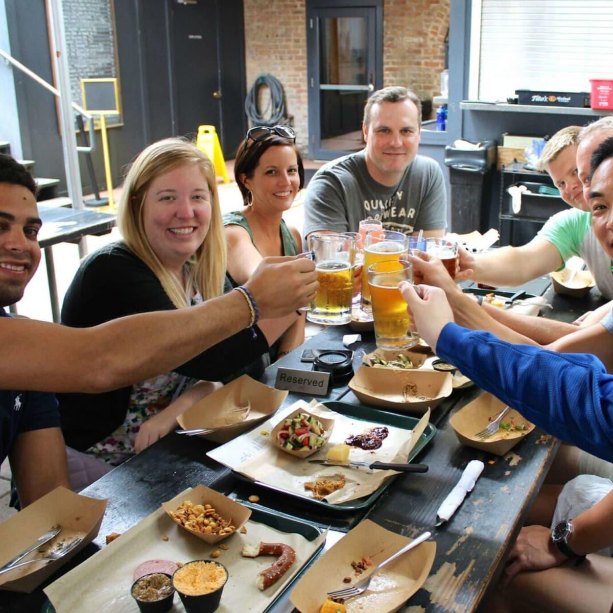 San Antonio Detours presents Taste of San Antonio Food Tour