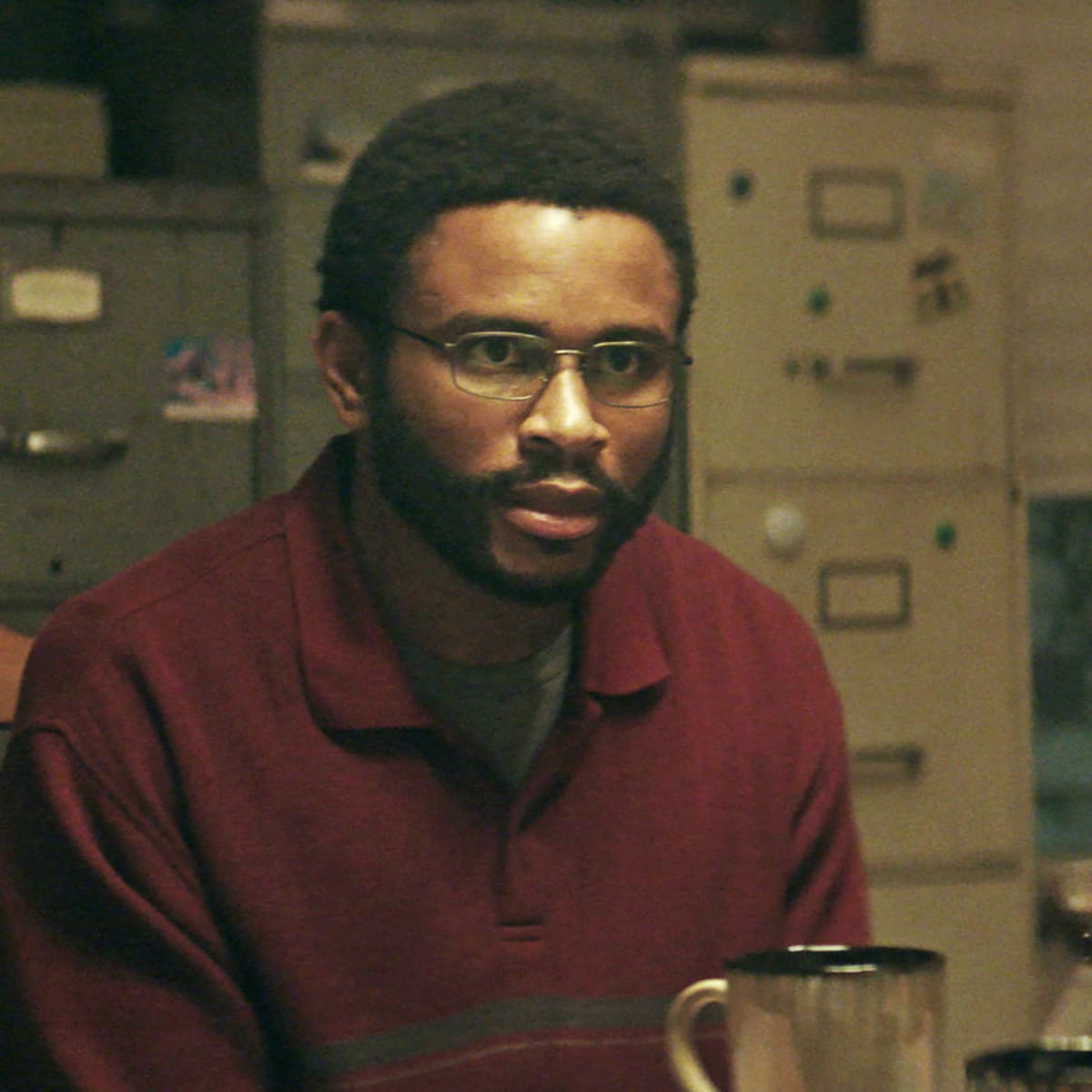 Nnamdi Asomugha in Crown Heights