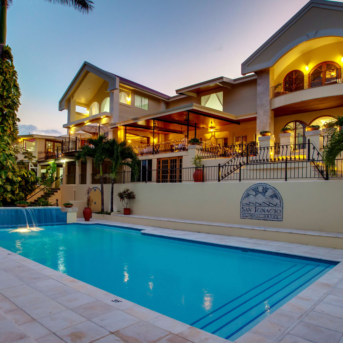 San Ignacio Resort Hotel Belize, pool