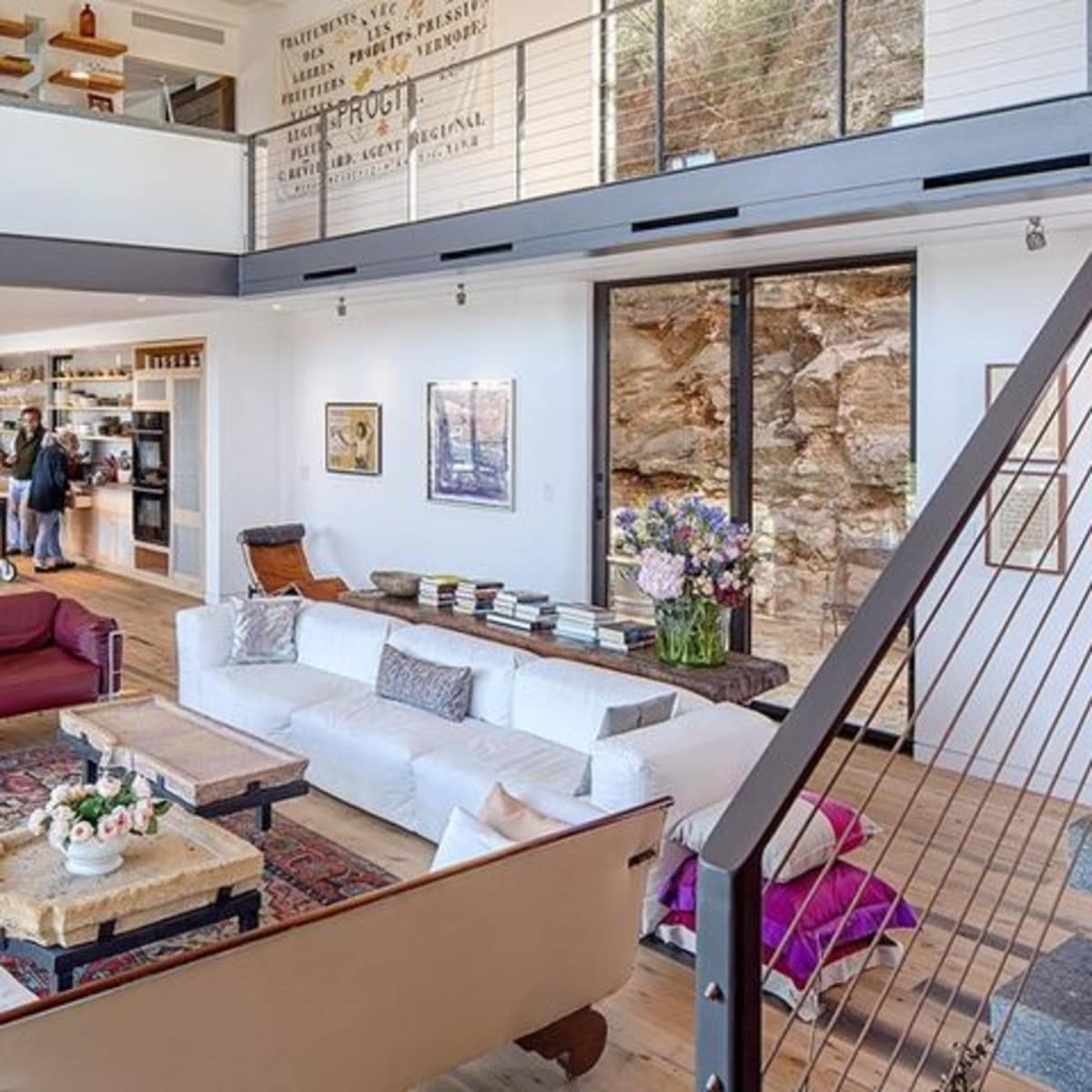 Austin cliff home interior Houzz