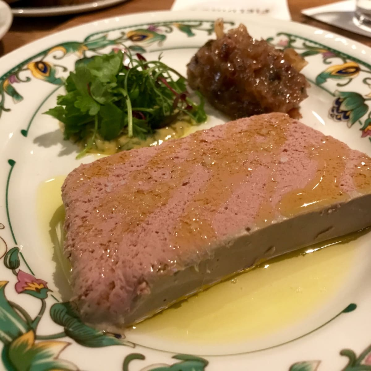 Fielding's Rooster chicken liver mousse