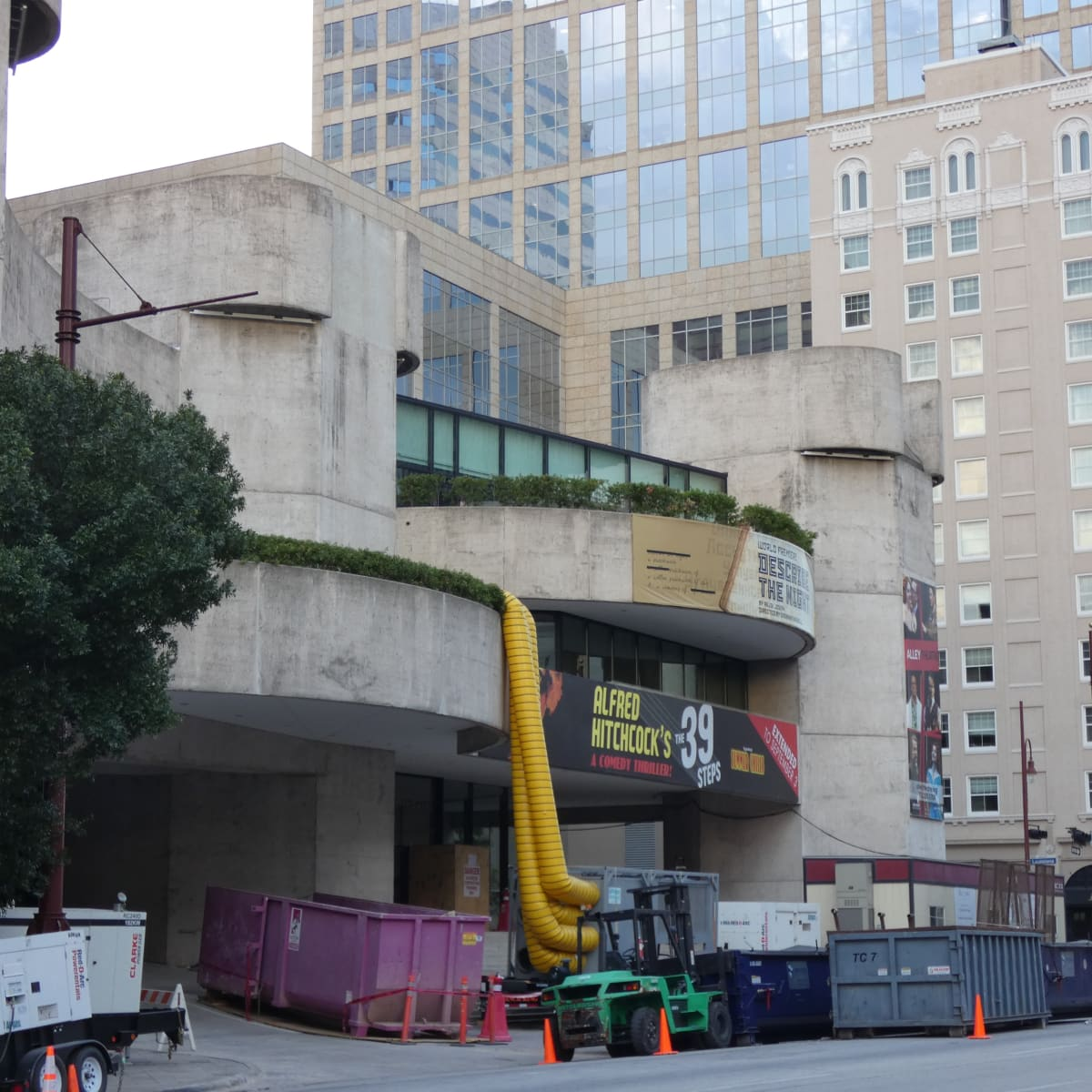 Alley Theatre Harvey Recovery