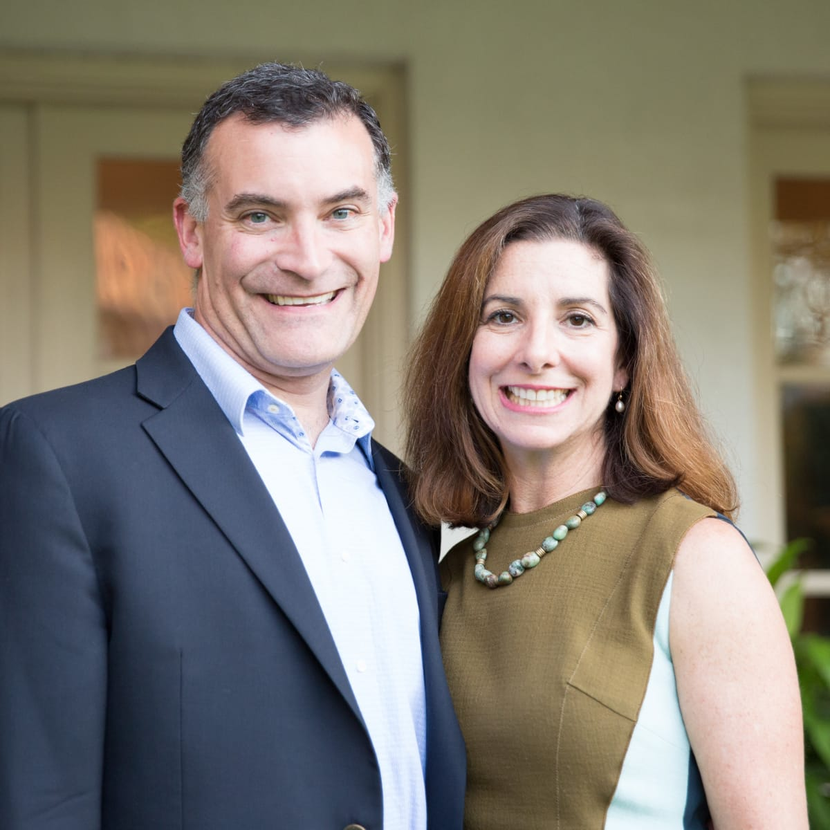 Brian Levine, Laurie Berger, Trailblazer