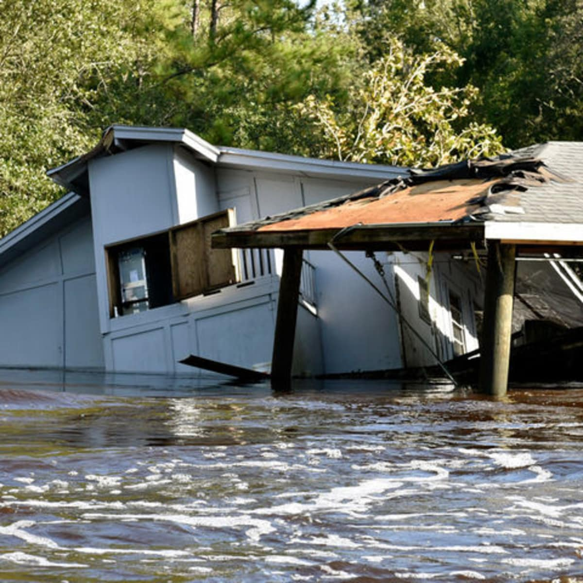 Flooding in Clay County, Florida, from Hurricane Irma, Houzz