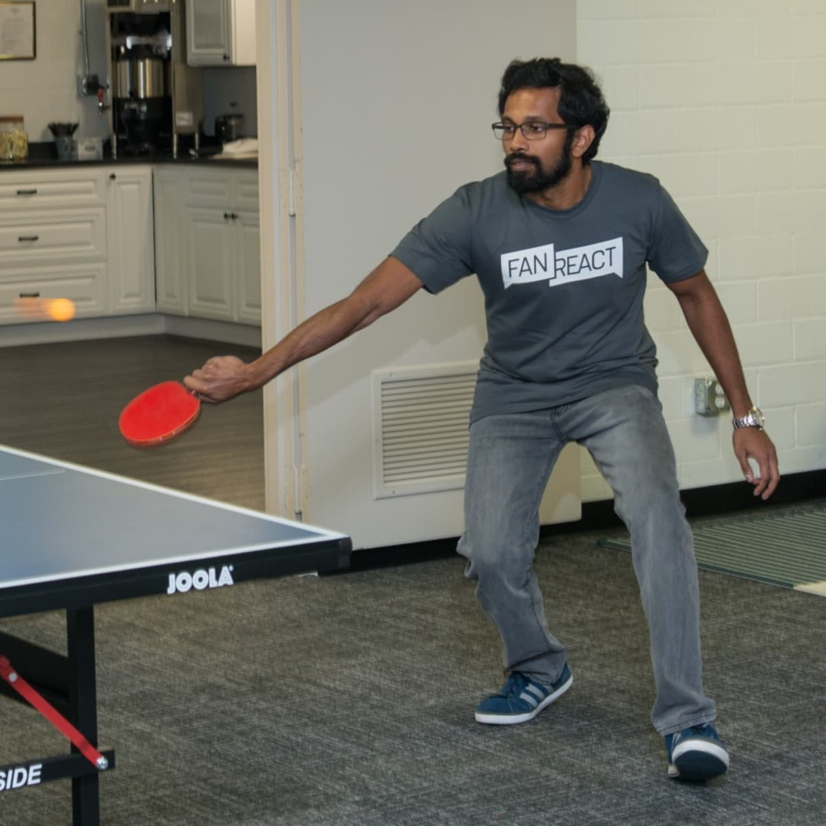 Houston, Founders Fest, November 2017, ping pong