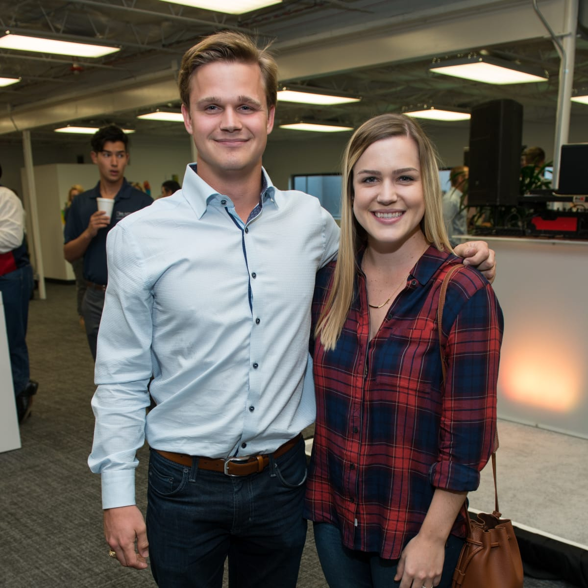Houston, Founders Fest, November 2017, Vance Smith, Aly Damiani