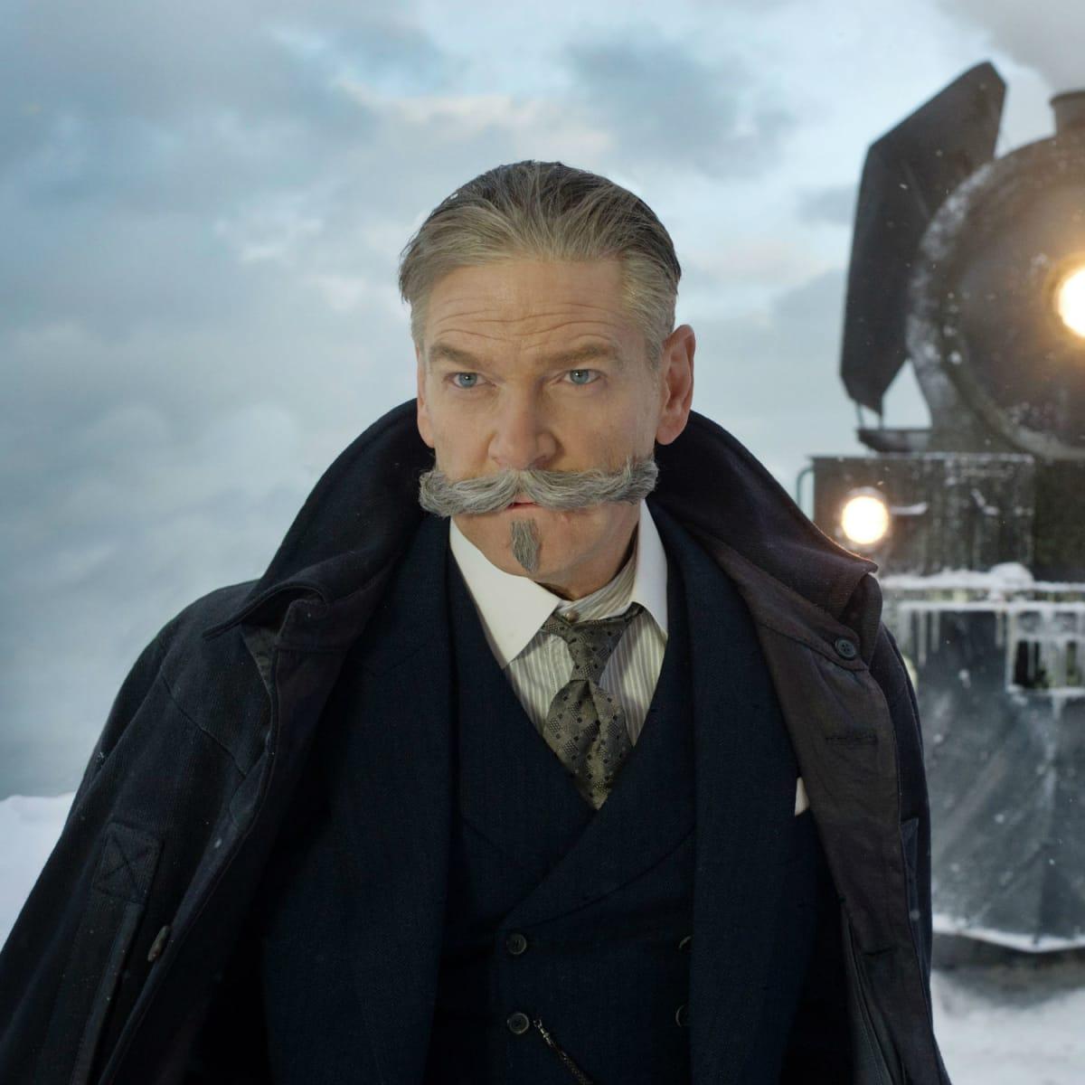 Kenneth Branagh in Murder on the Orient Express