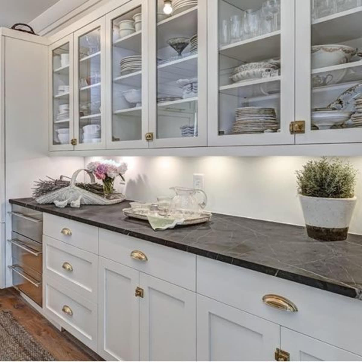 Houzz farmhouse kitchen