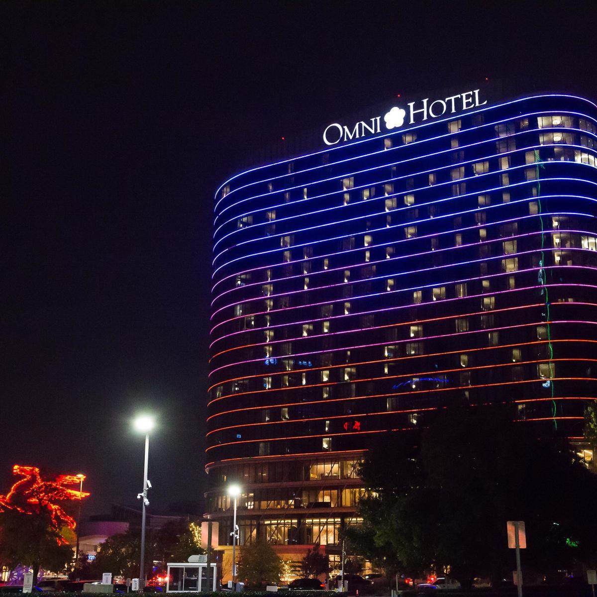 Omni Hotel Dallas, EUTS 2017