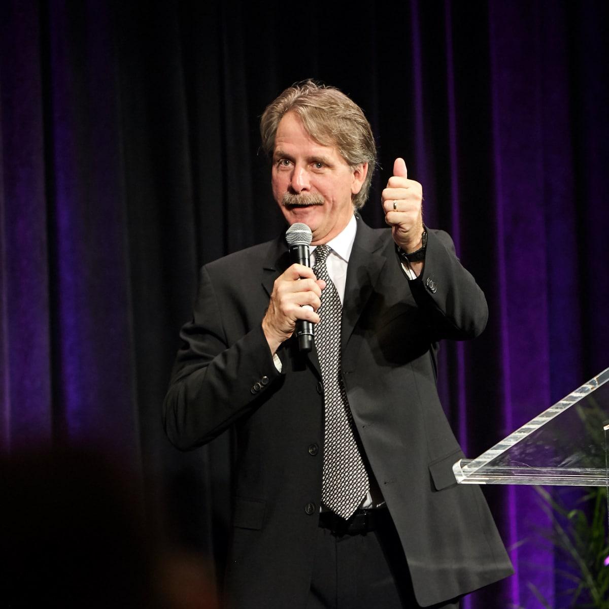 Houston, Bush Library Foundation dinner, November 2017, Jeff Foxworthy