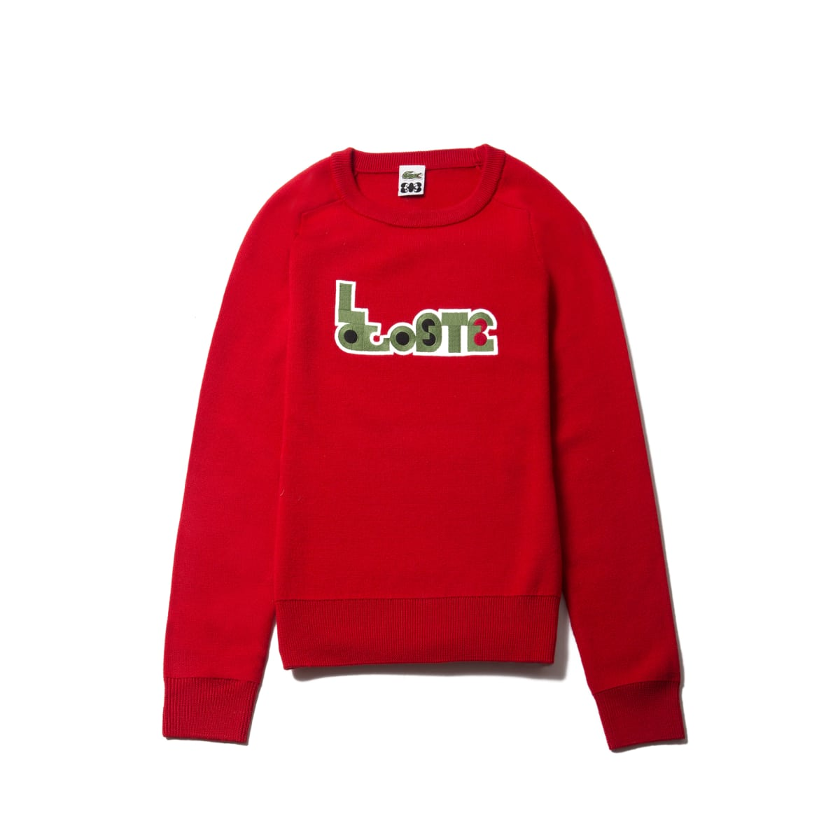 Lacoste M/M Paris holiday collection