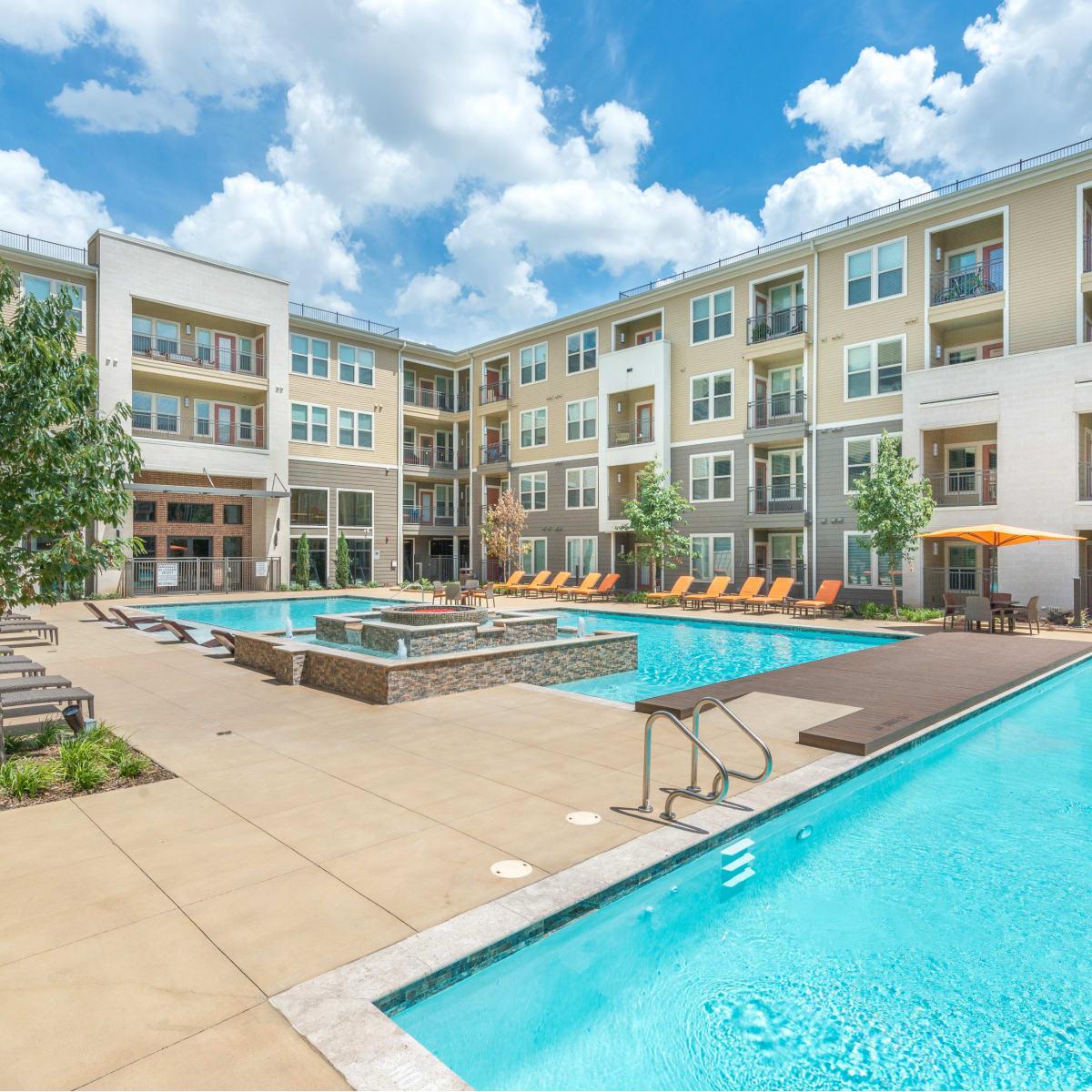 Elan West 7th apartments
