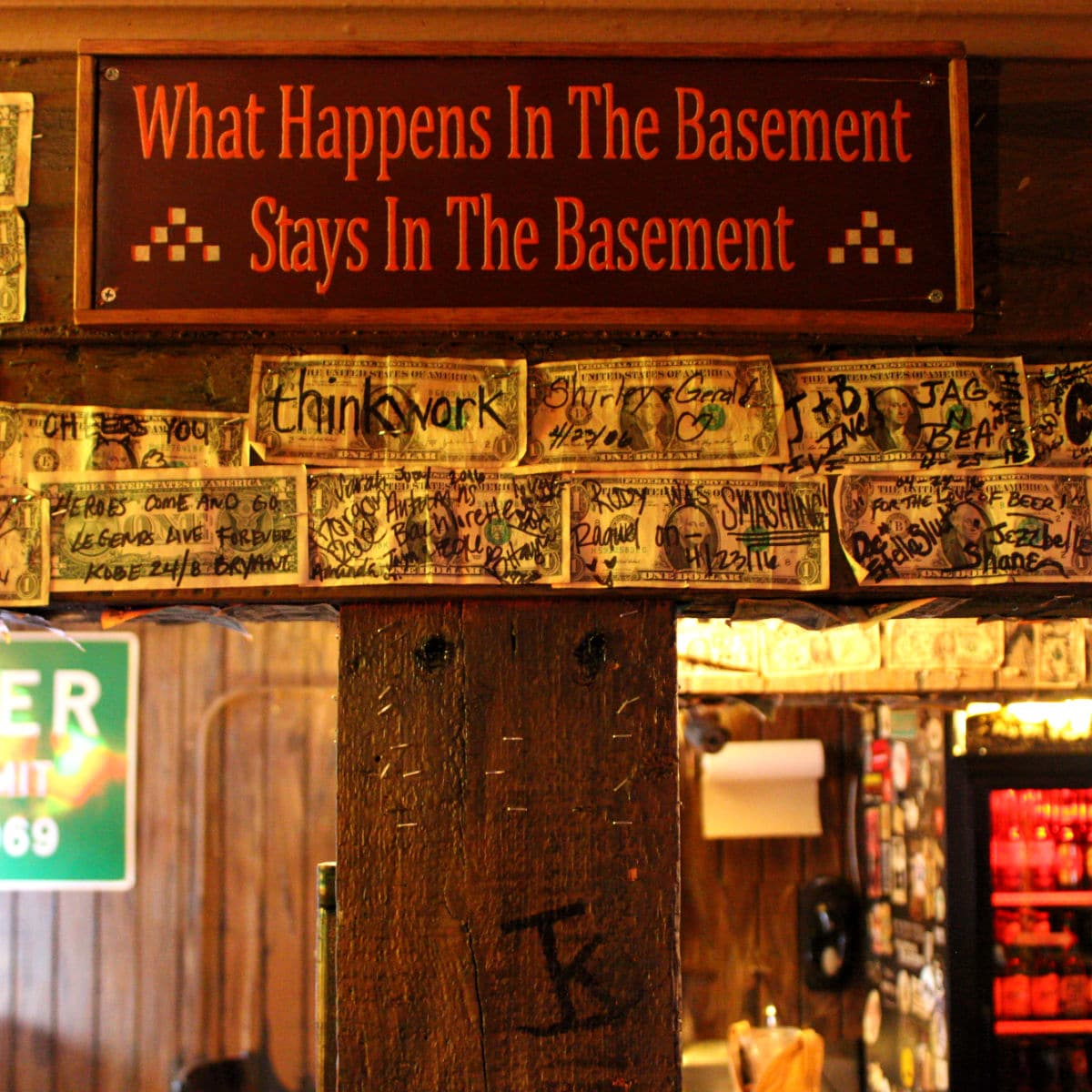 Basement Bar Fort Worth