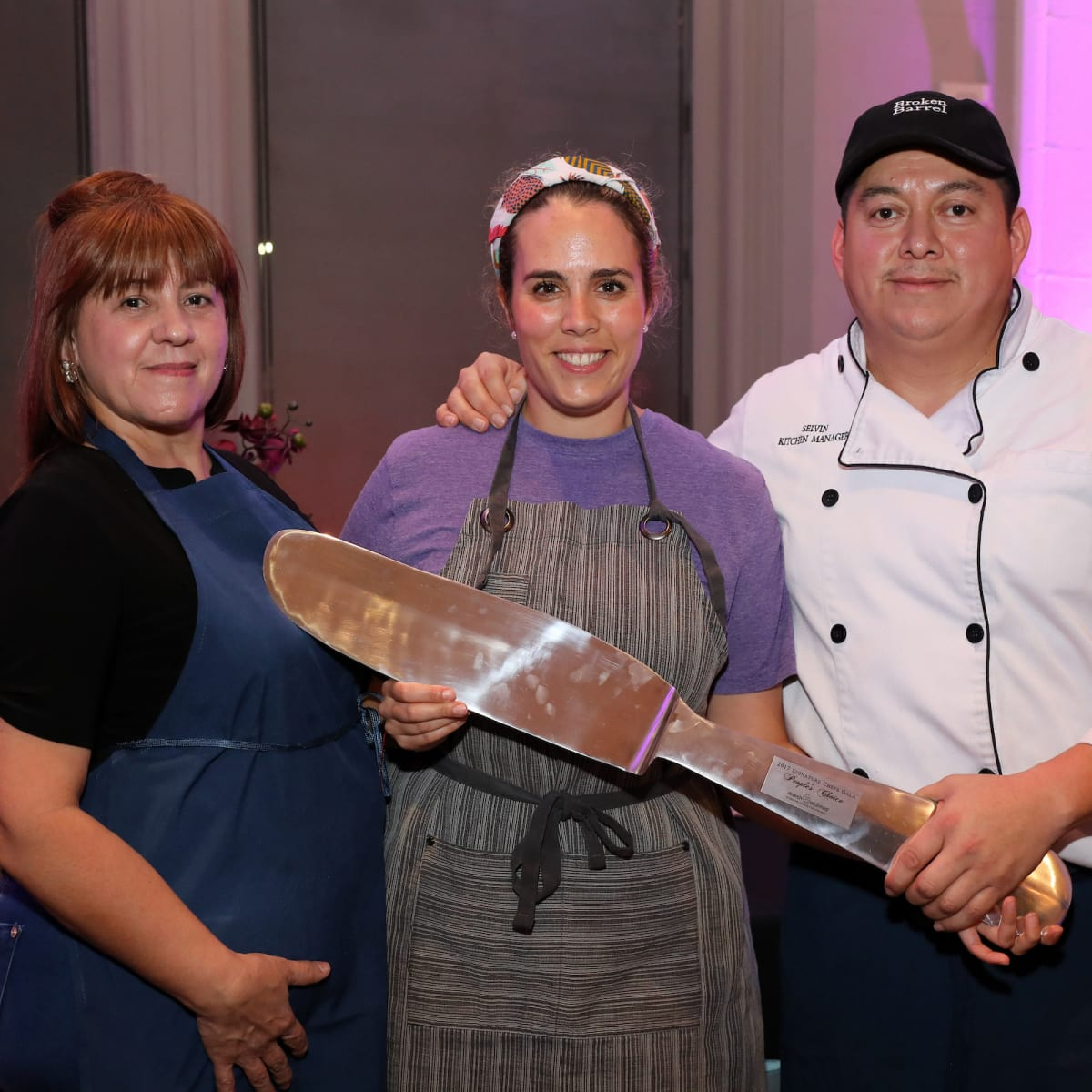 Houston, March of Dimes Signature Chefs, November 2017, Hilda Ysusi