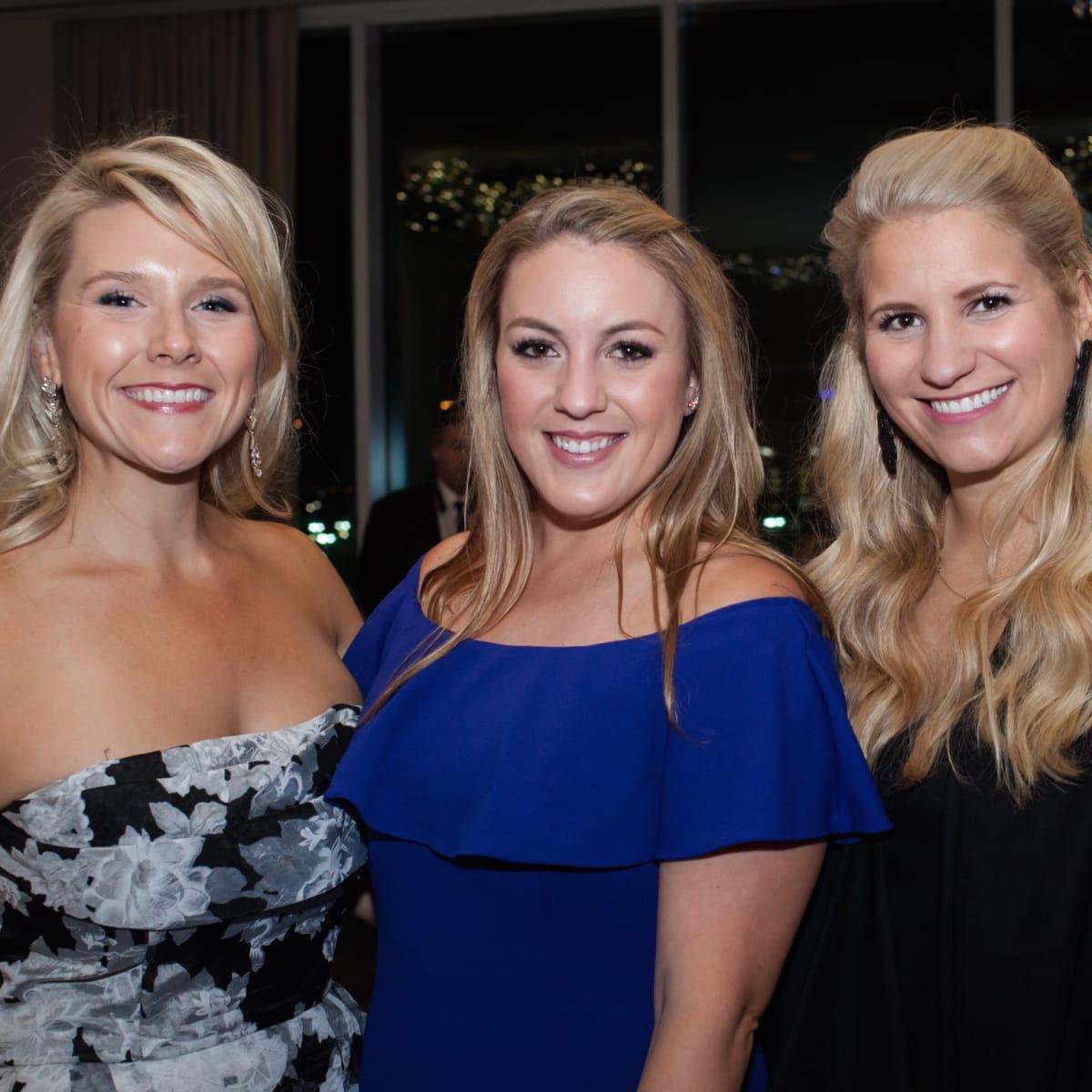 Elijah Rising Gala,  Bailey Teas, Caroline Ellis, Stephanie Braun