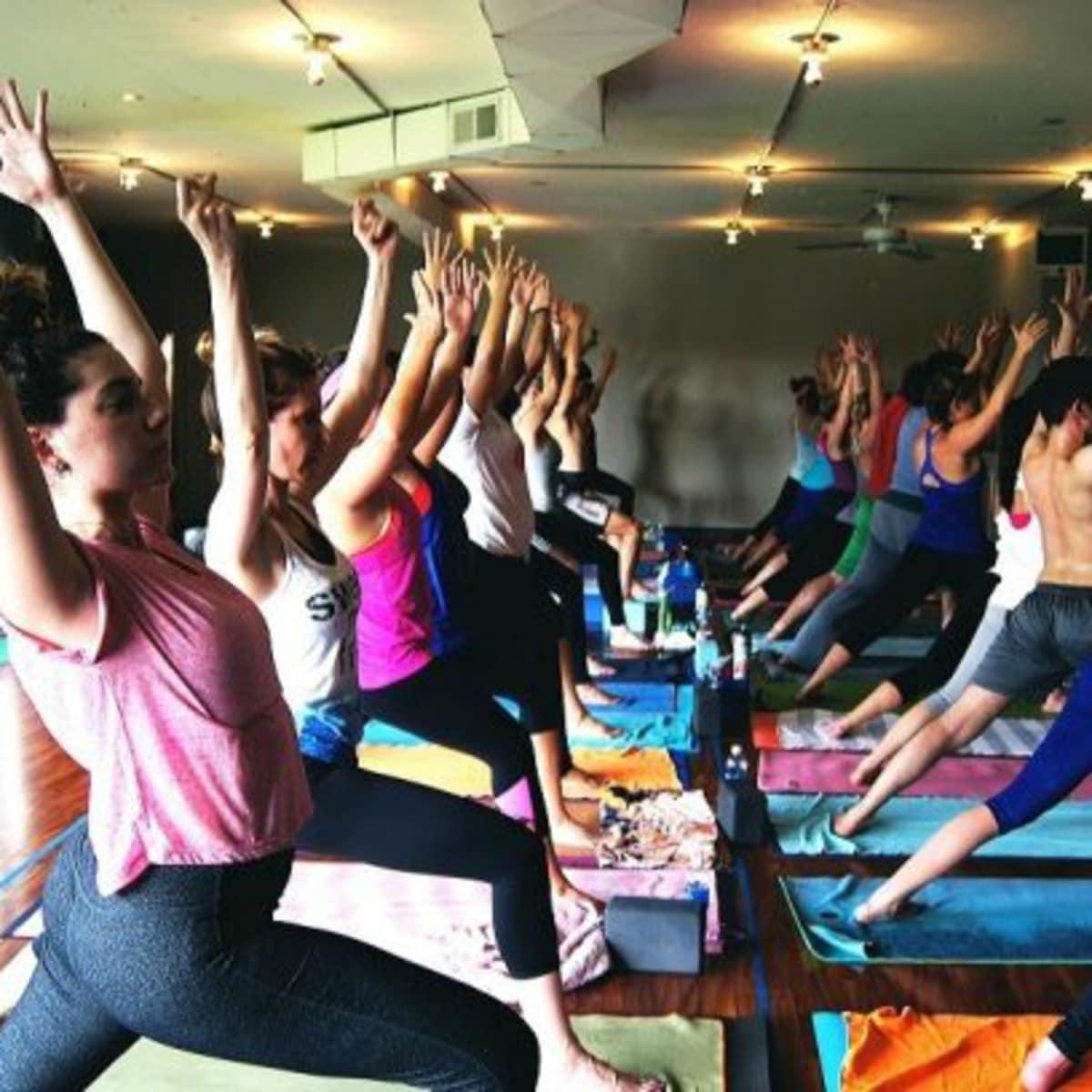 Houston Big Yoga