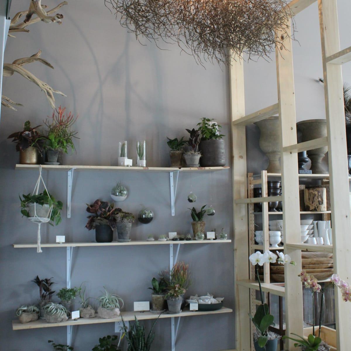 Bricolage Custom Florals interior