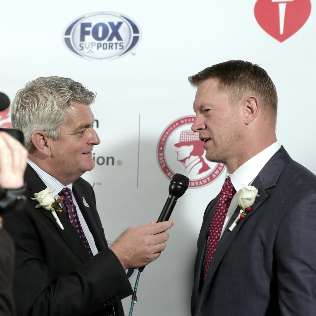 Houston, Bear Bryant Awards, January 2018, John Rhadigan, Scott Frost