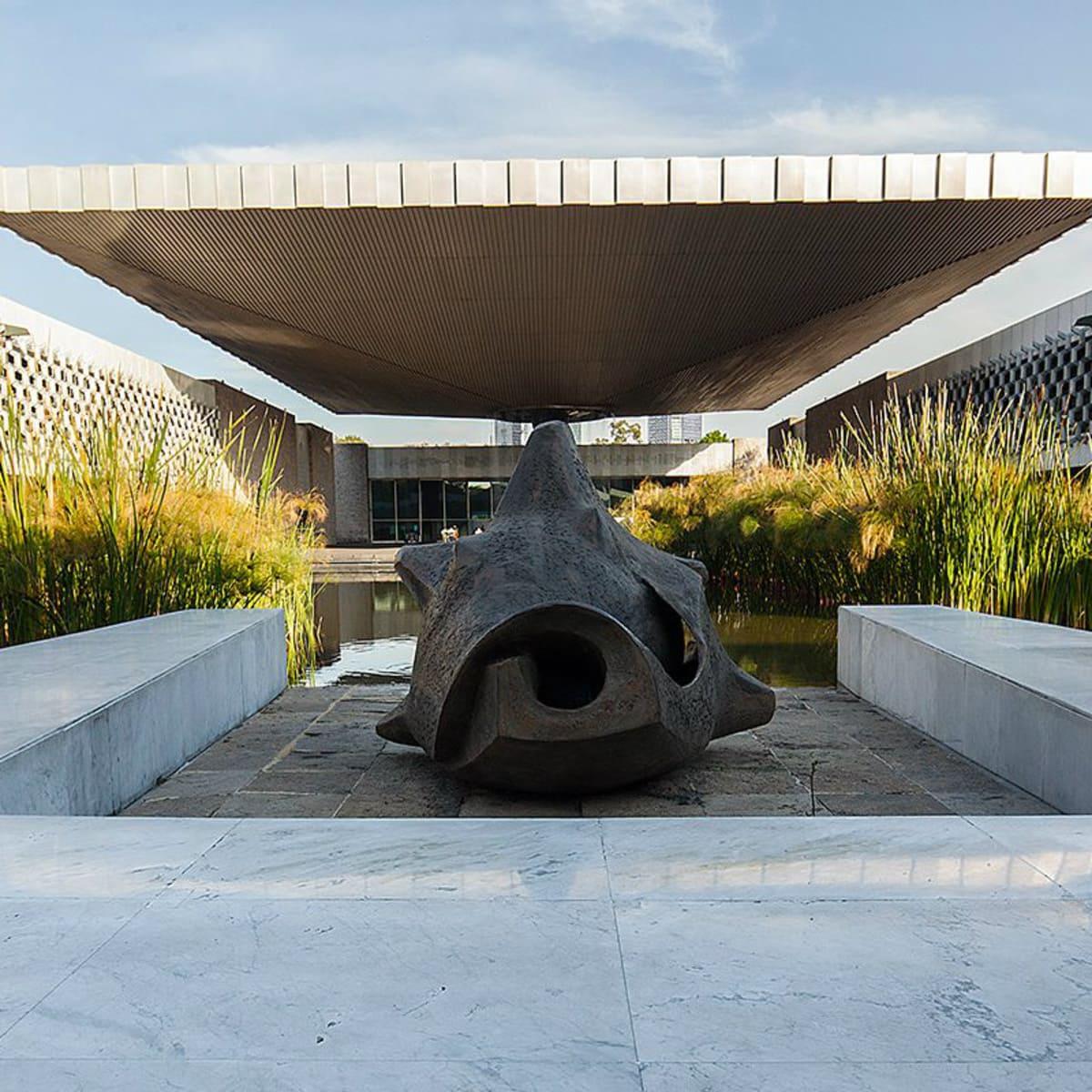 Museo Nacional de Antropologia