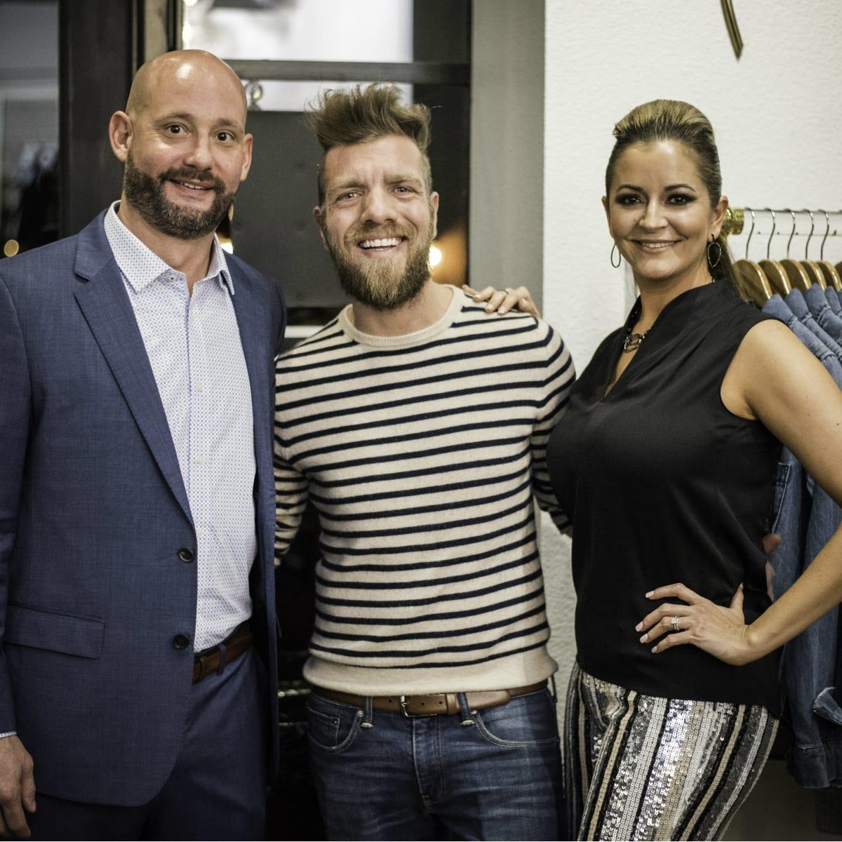 Tim Schmelzer, Benjamin Krick, Karen Cuellar-Schmelzer