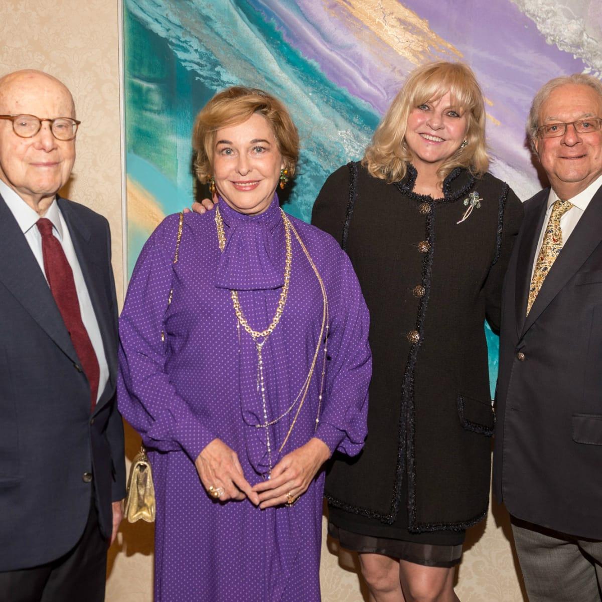 Gerald Hines, Barbara Hines, Becky ZImmerman, Steve Zimmerman
