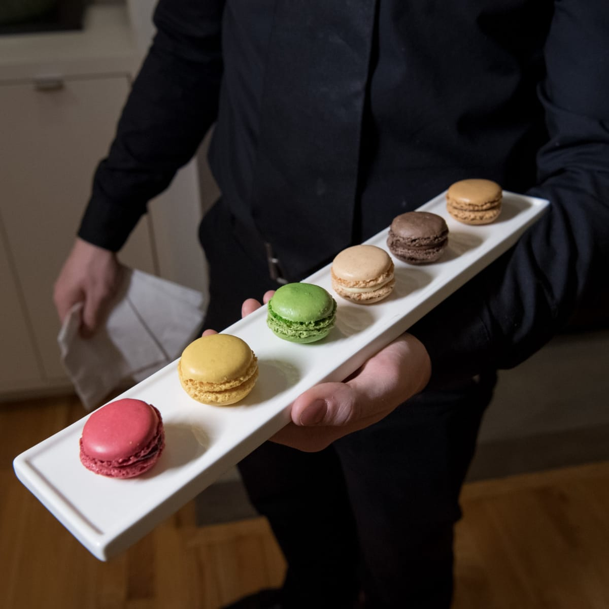 macarons, LR Art House